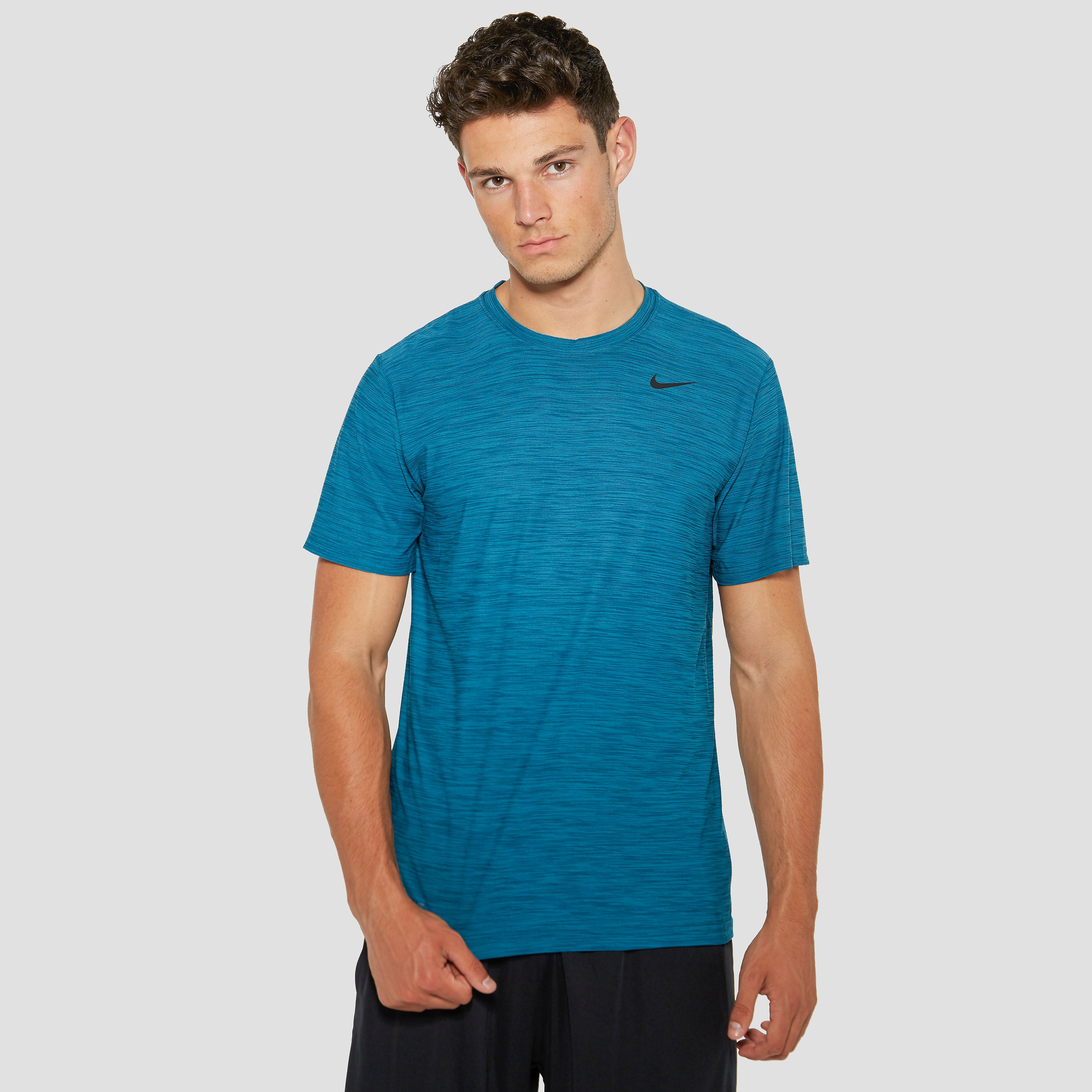 NIKE BREATHE DRY TRAININGSSHIRT HEREN