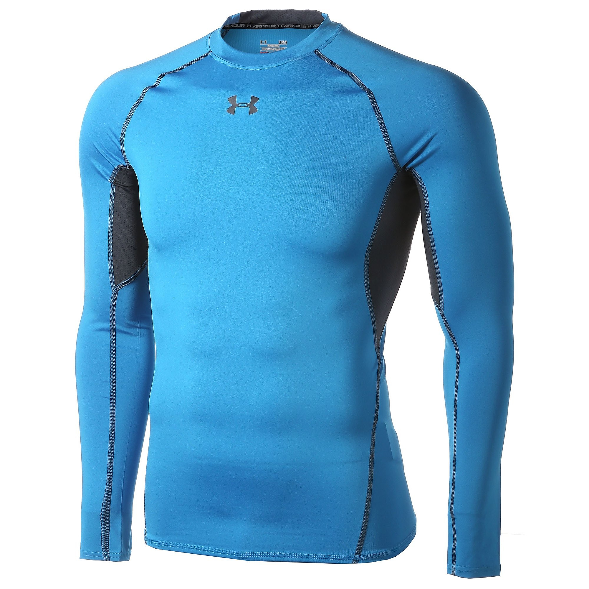 UNDER ARMOUR HEATGEAR COMPRESSIESHIRT HEREN