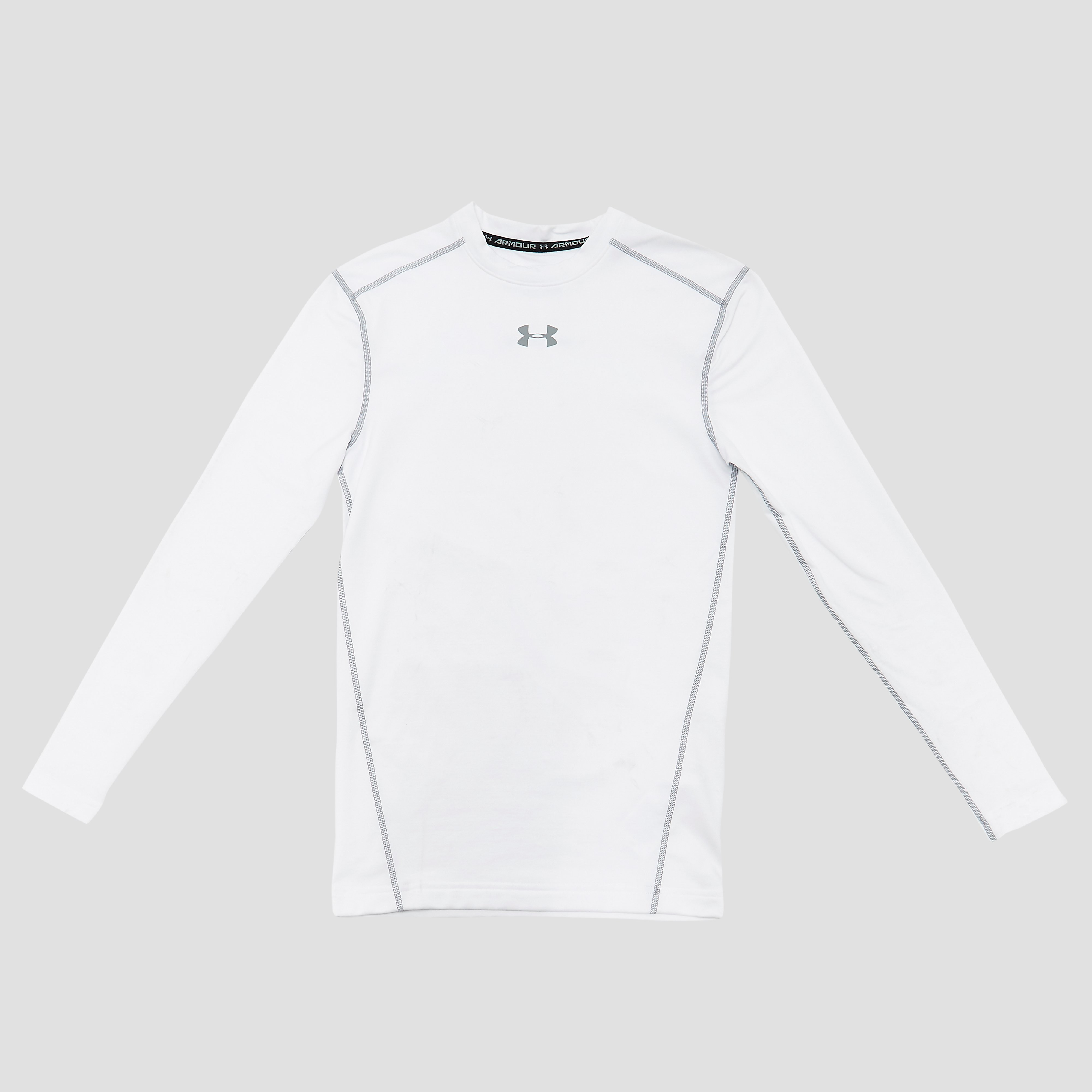 UNDER ARMOUR COLDGEAR ARMOUR COMPRESSIESHIRT WIT HEREN