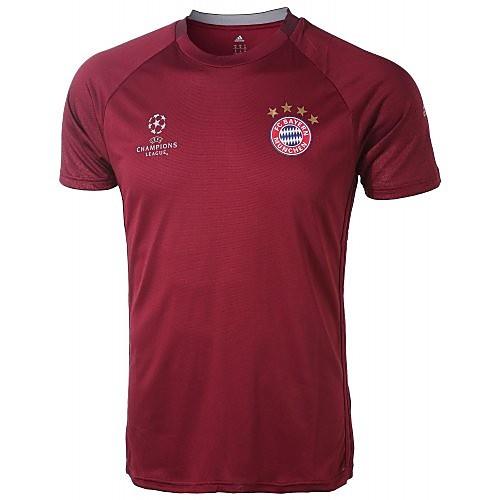 adidas FC BAYERN MUNCHEN UCL TRAININGSSHIRT