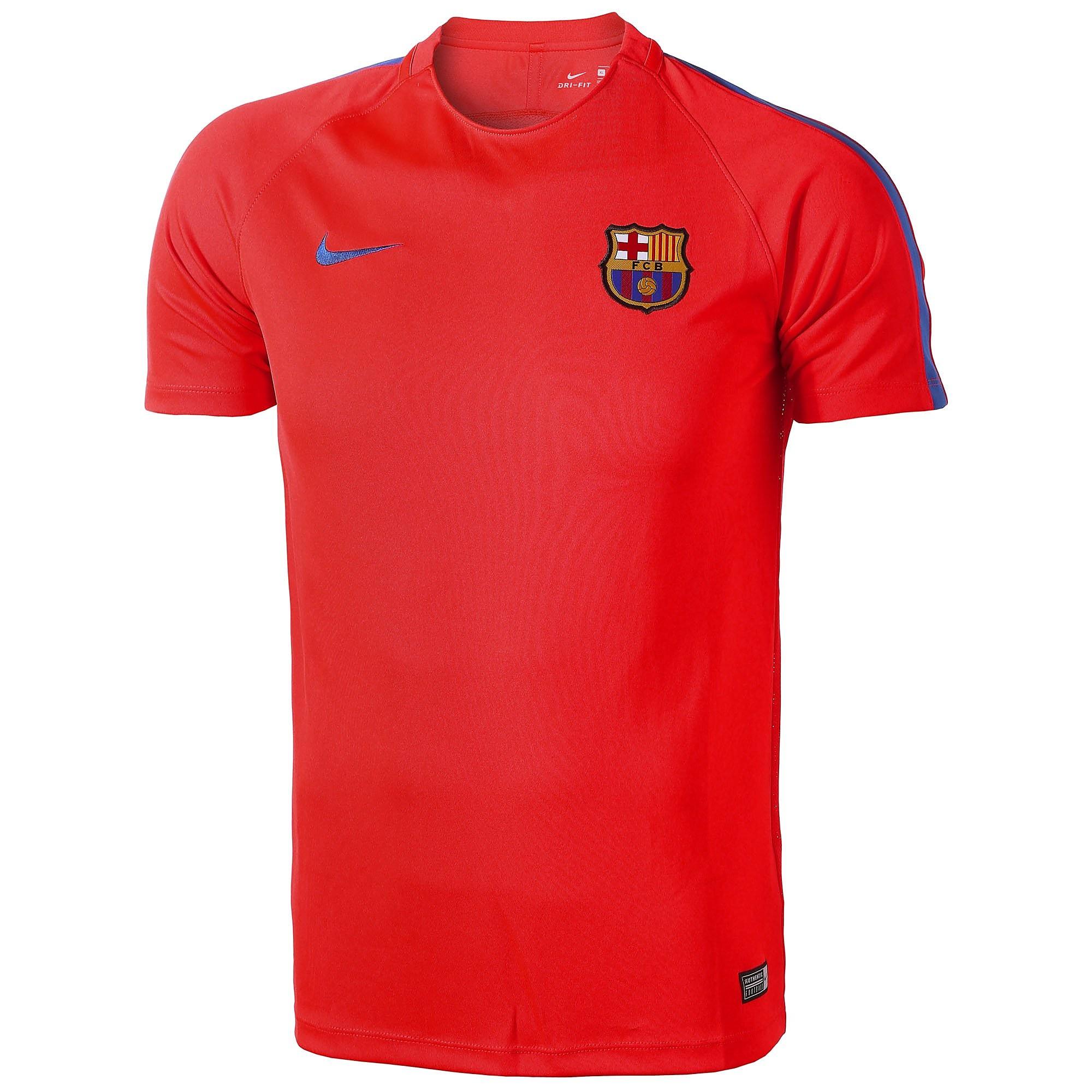 NIKE FC BARCELONA TRAININGSSHIRT