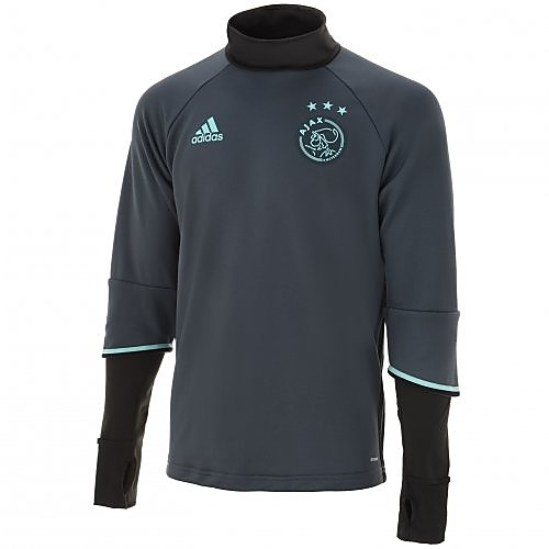 ADIDAS AJAX TRAININGSTOP 16/17 ZWART/GRIJS HEREN