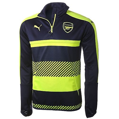 PUMA ARSENAL FC TRAININGSTOP BLAUW HEREN