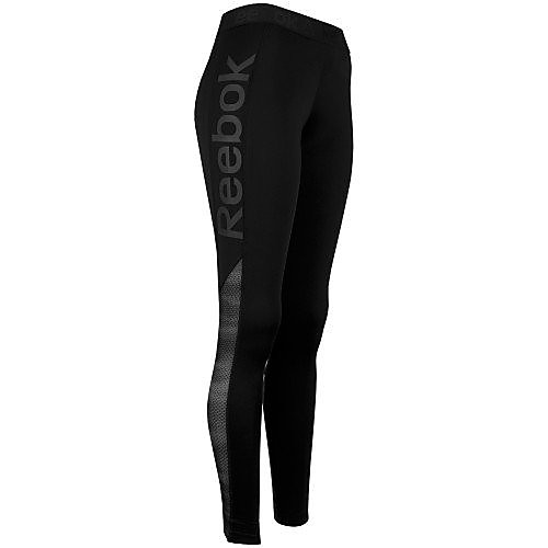 REEBOK MESH TIGHT GRIJS DAMES