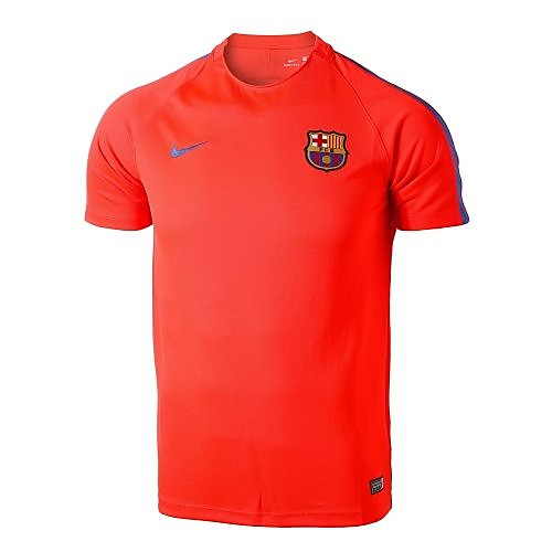 Nike FC BARCELONA TRAININGSSHIRT JR