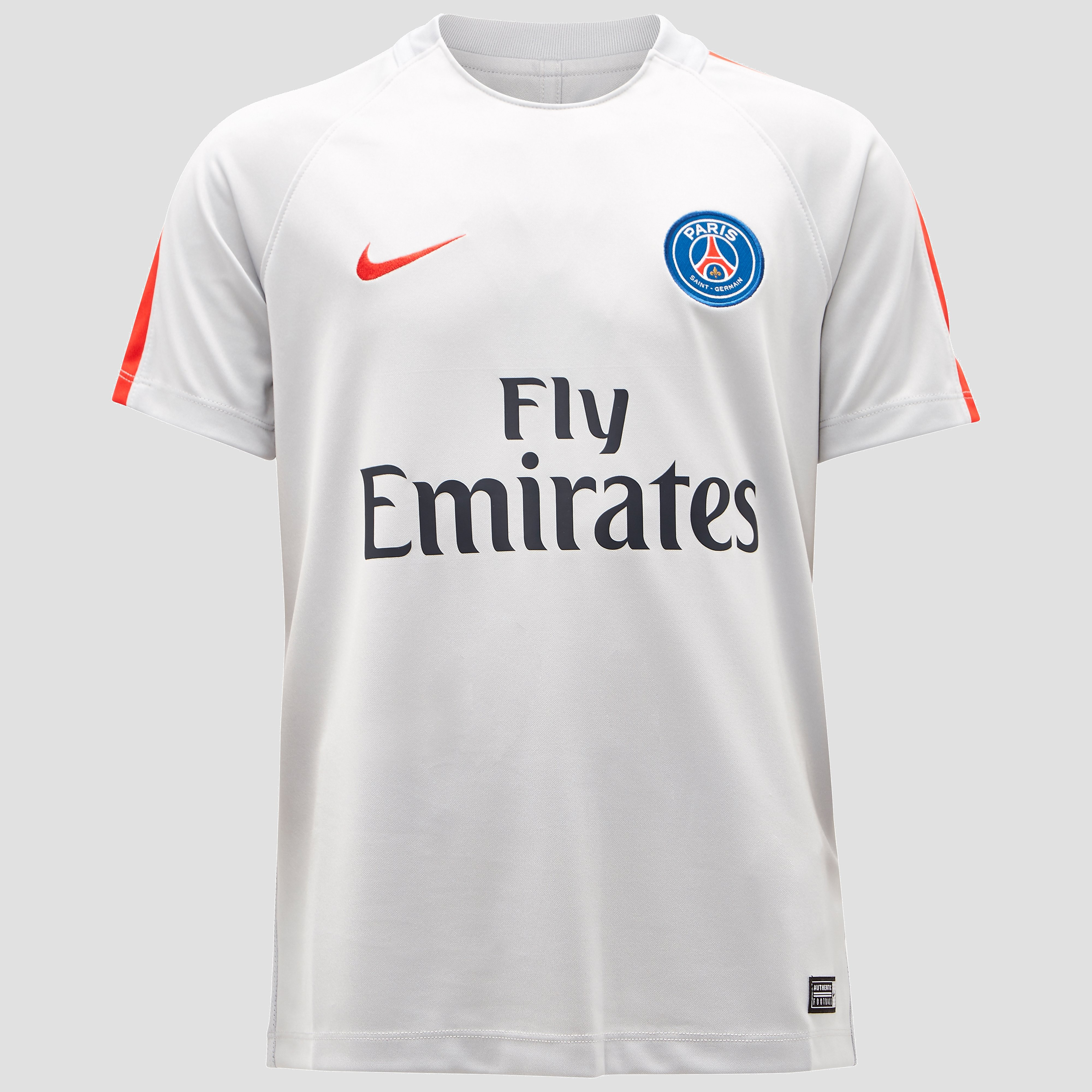 NIKE PSG TRAININGSSHIRT JR