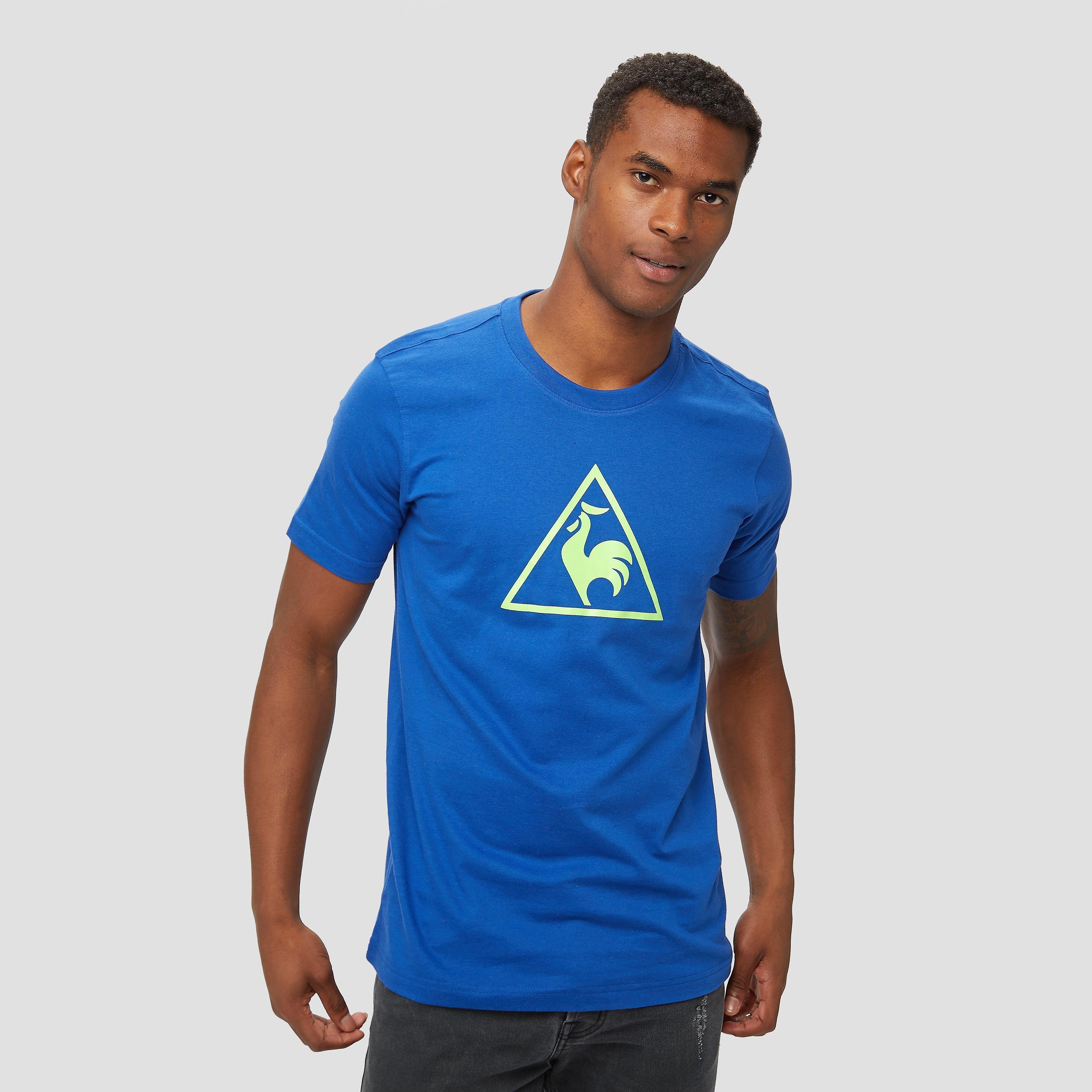 LE COQ SPORTIF Bertrand shirt blauw heren Heren
