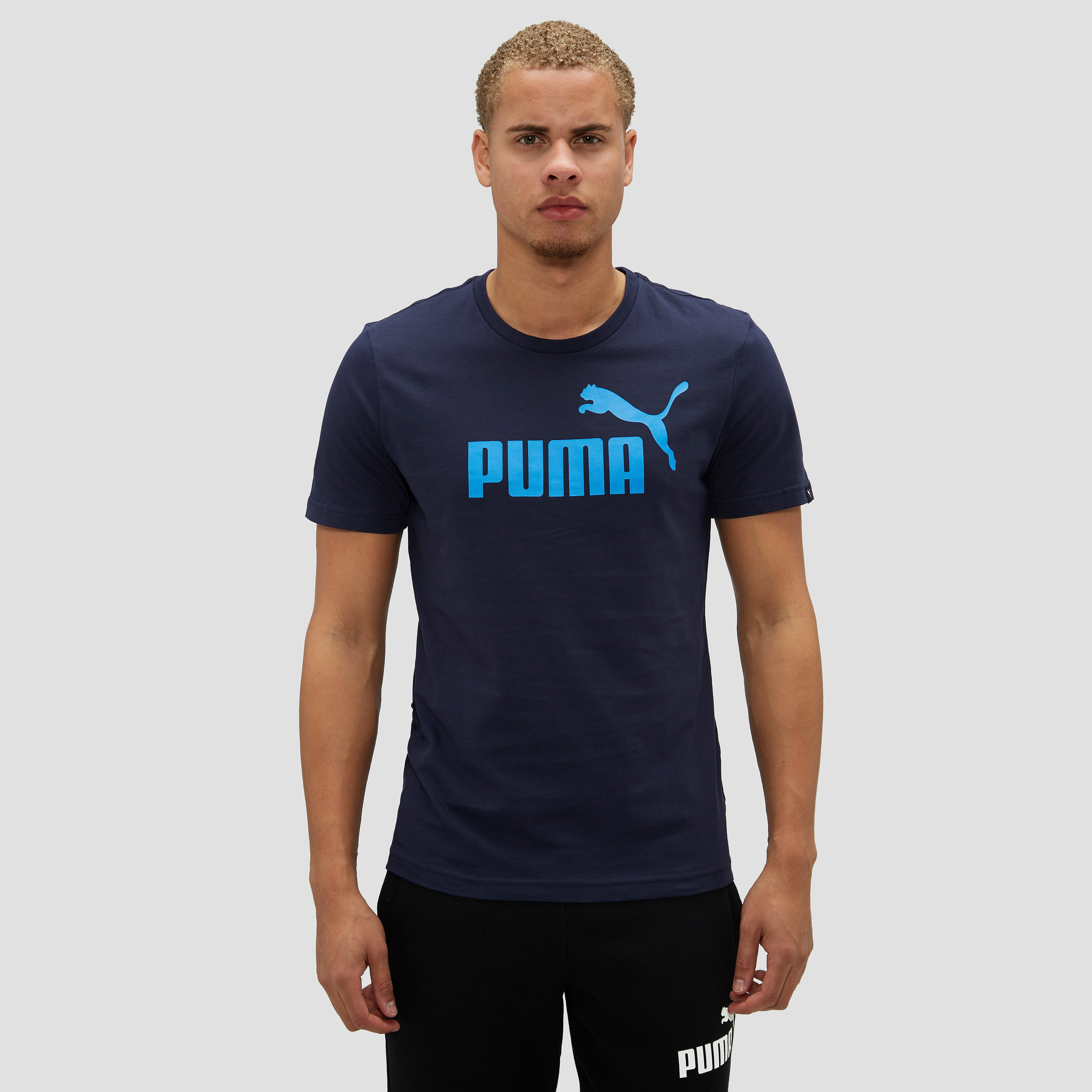 PUMA NO. 1 LOGO T-SHIRT HEREN