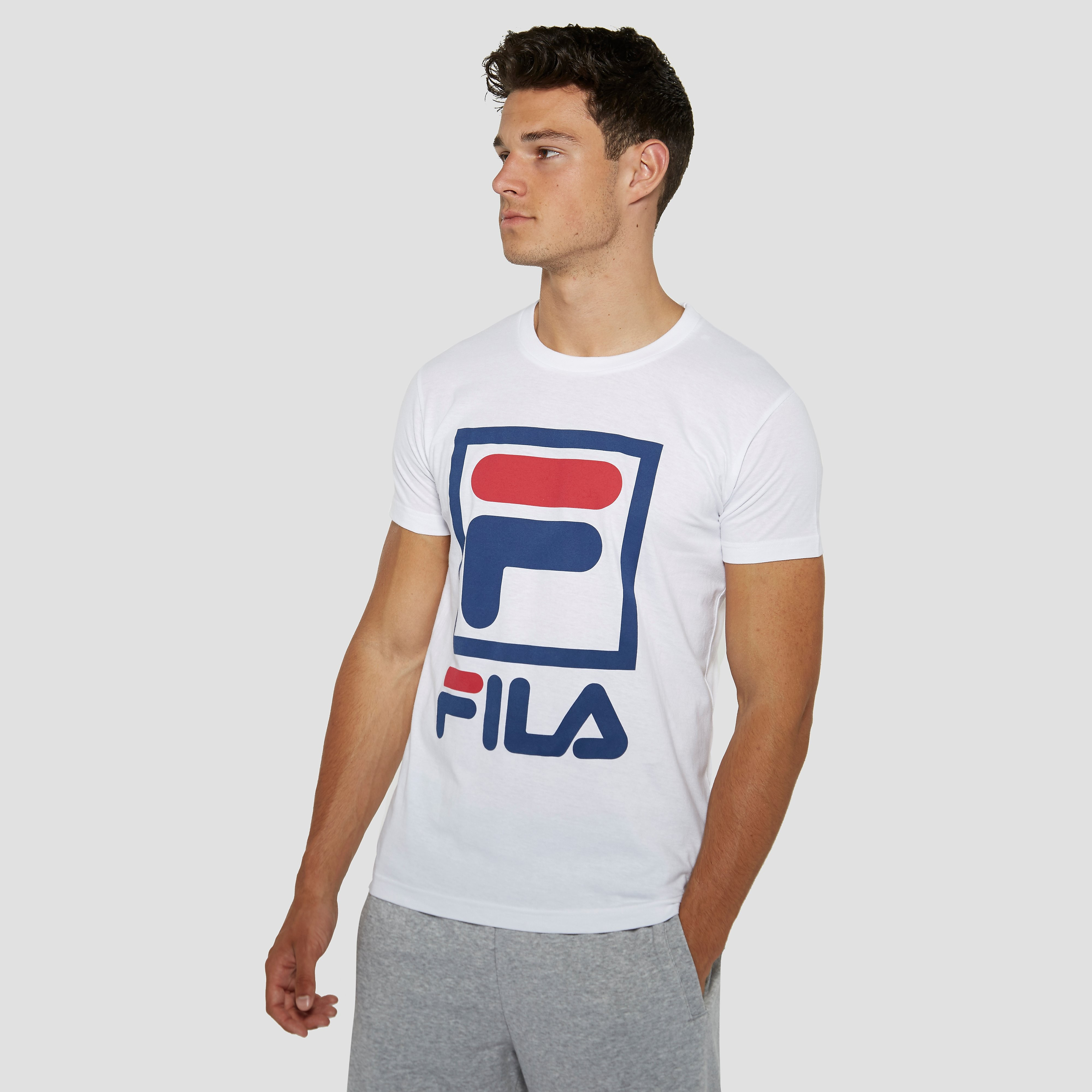 FILA MINOTTI SHIRT WIT HEREN