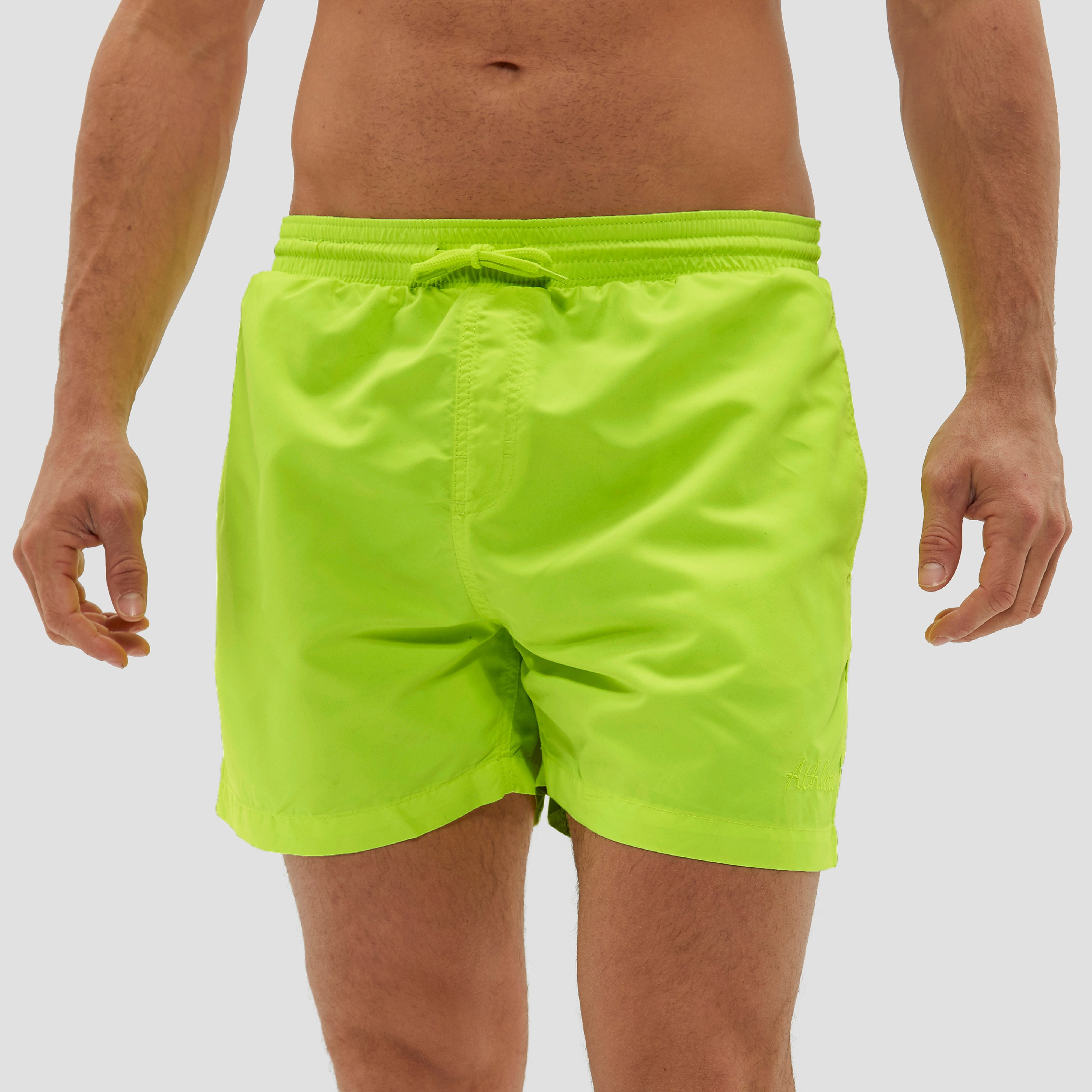 ATHLETE AKOW BOARDSHORT GEEL HEREN