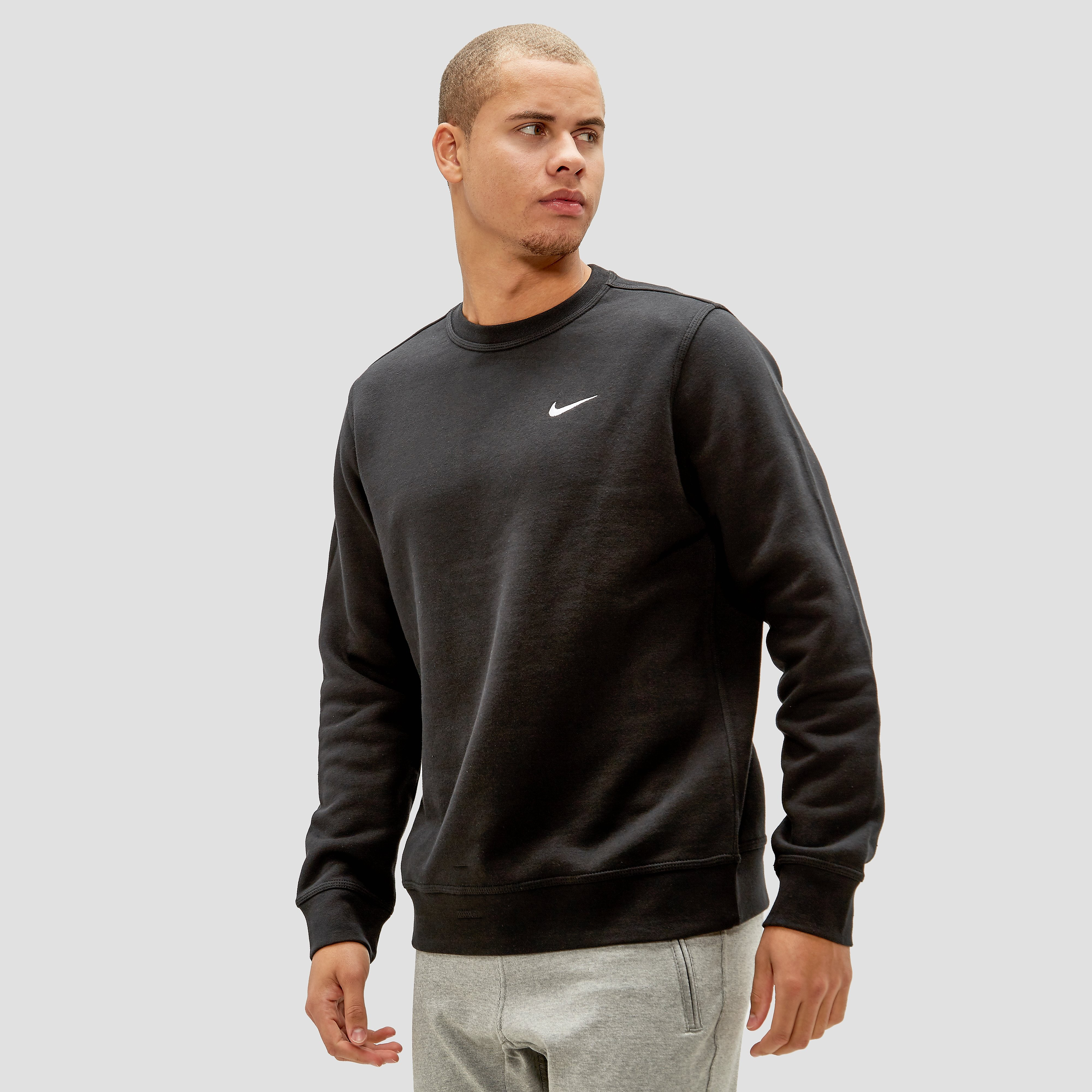 NIKE CLUB CREW SWOOSH HEREN