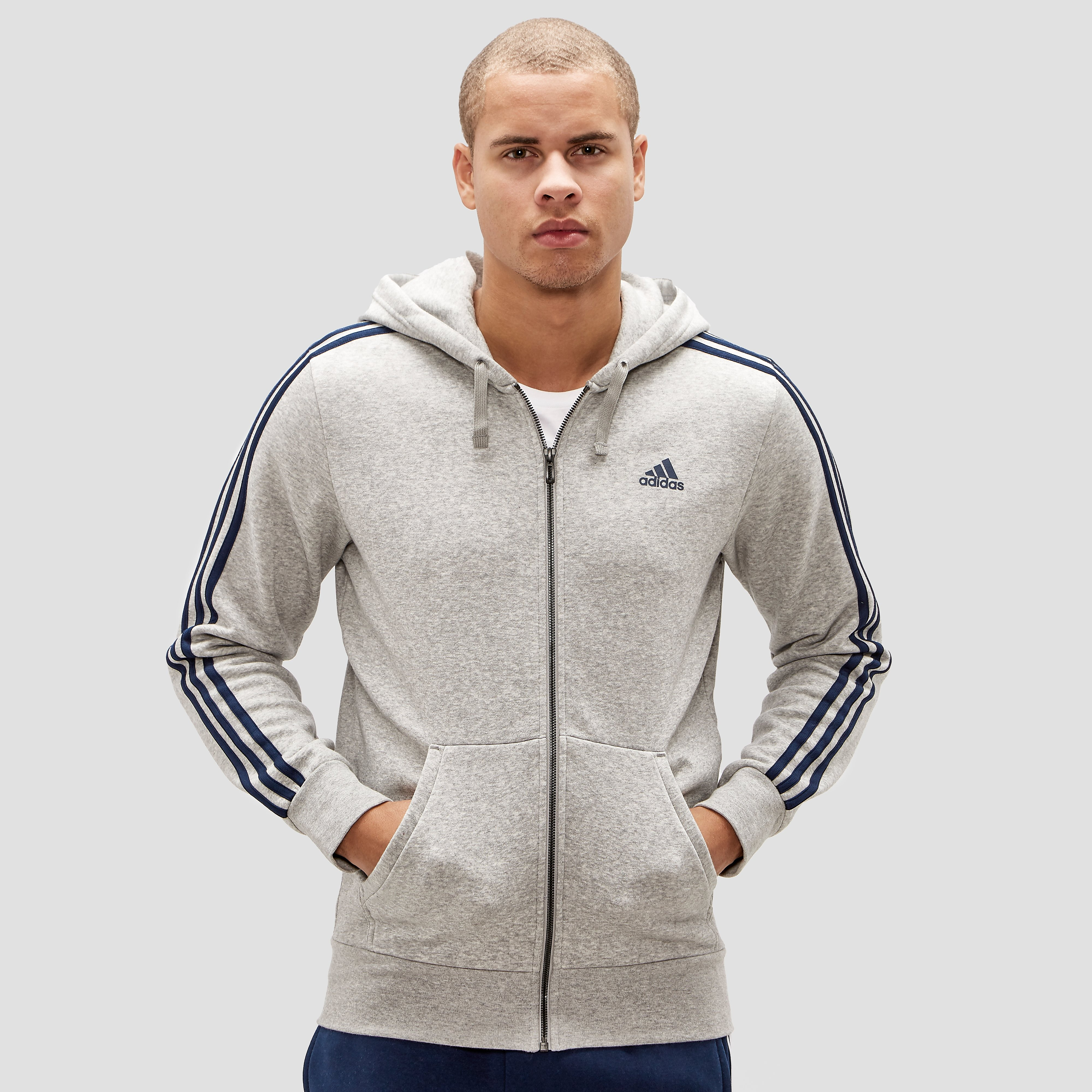 ADIDAS ESSENTIALS 3-STRIPES VEST HEREN