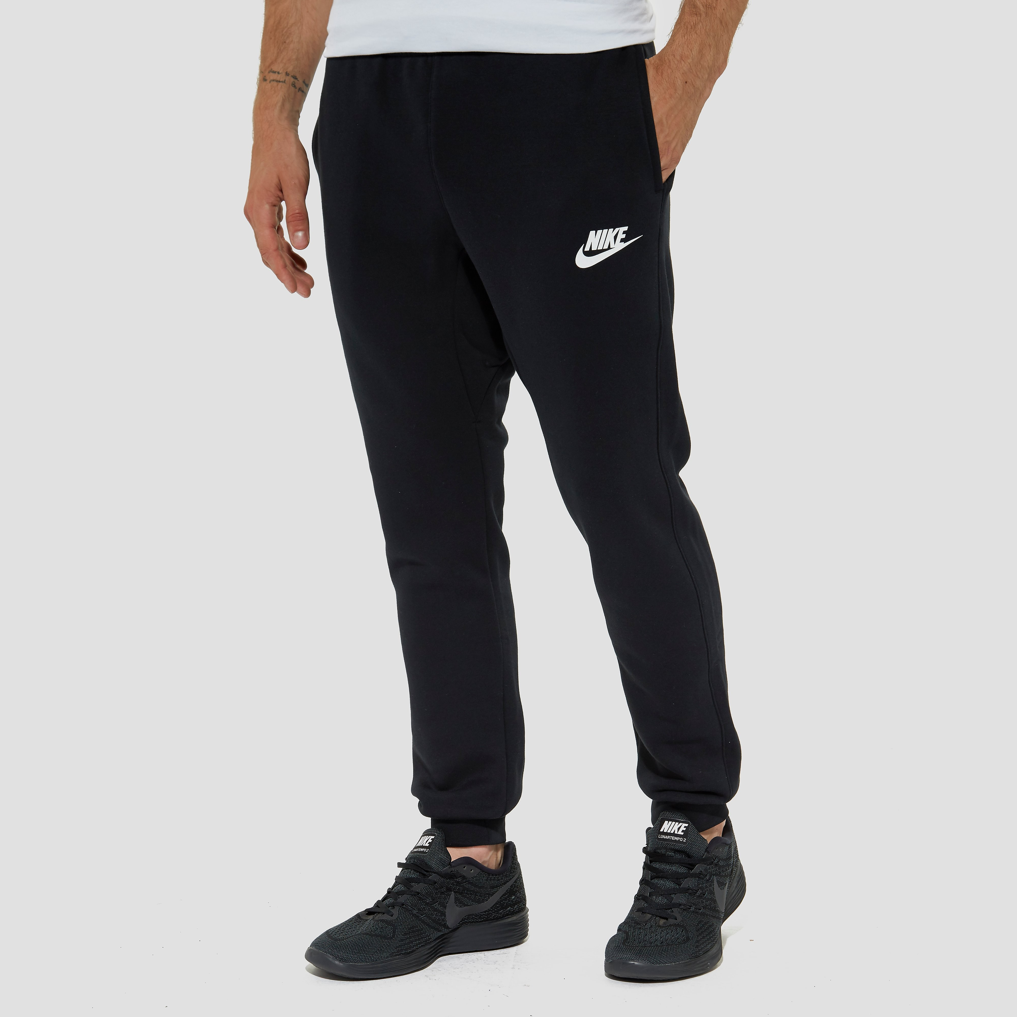 NIKE FLEECE JOGGINGBROEK GX ZWART HEREN