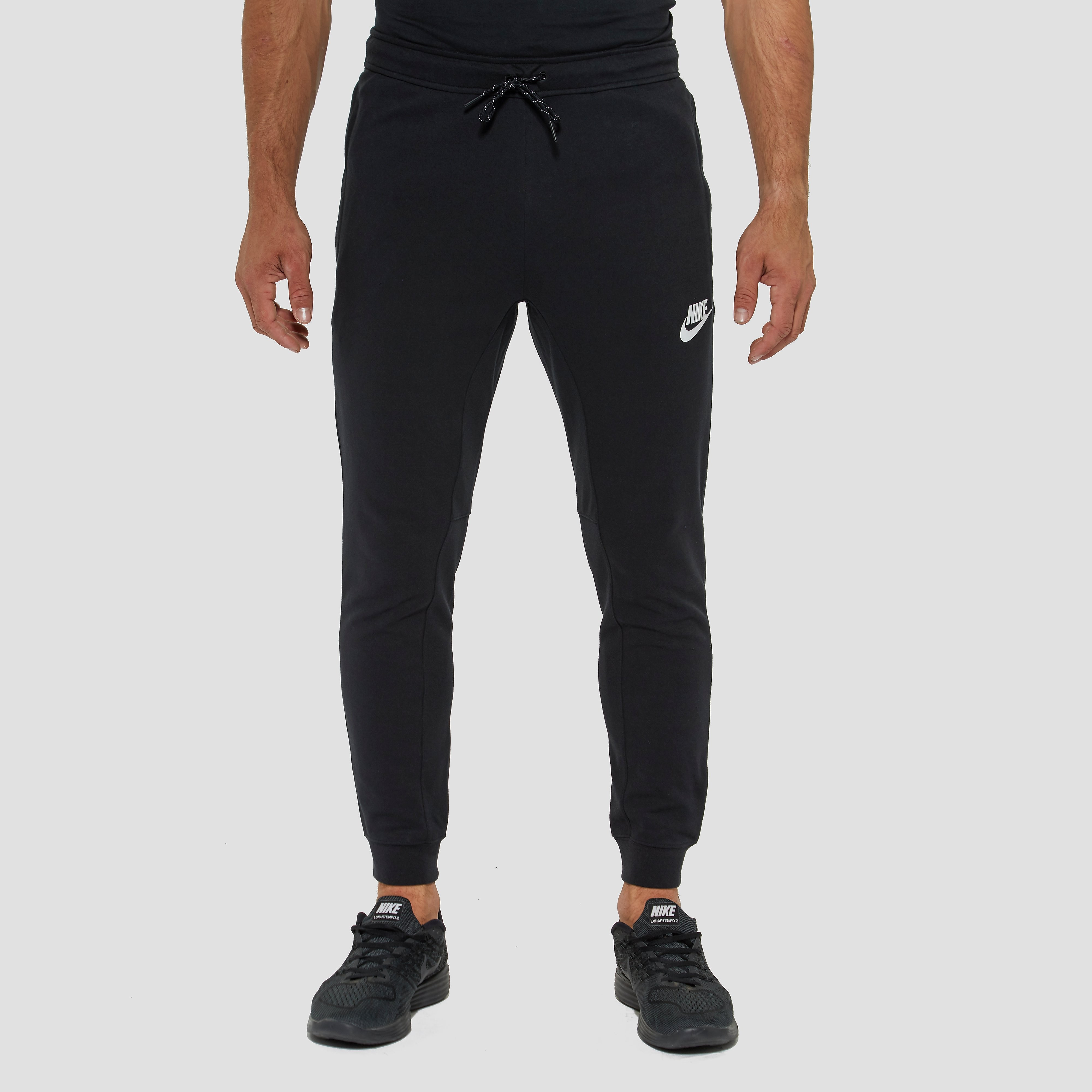 NIKE SPORTSWEAR AV15 FLEECE JOGGINGBROEK ZWART HEREN