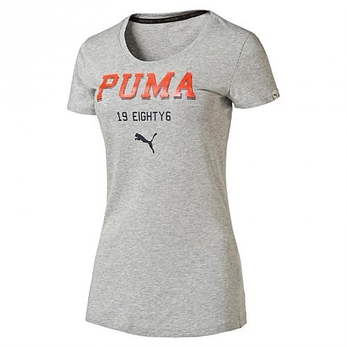 PUMA STYLE ATHLETIC T-SHIRT