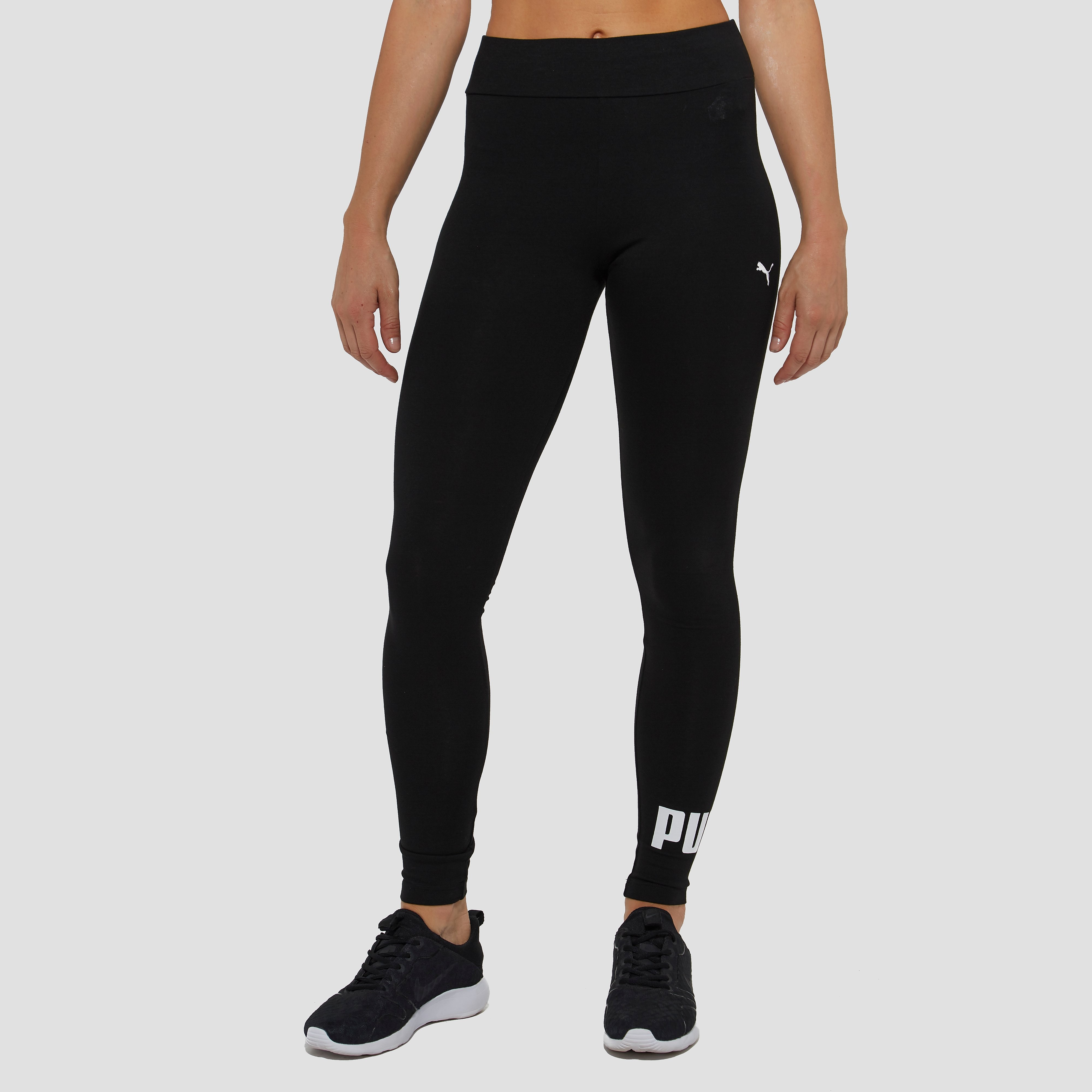 PUMA NO. 1 LOGO TIGHT ZWART DAMES