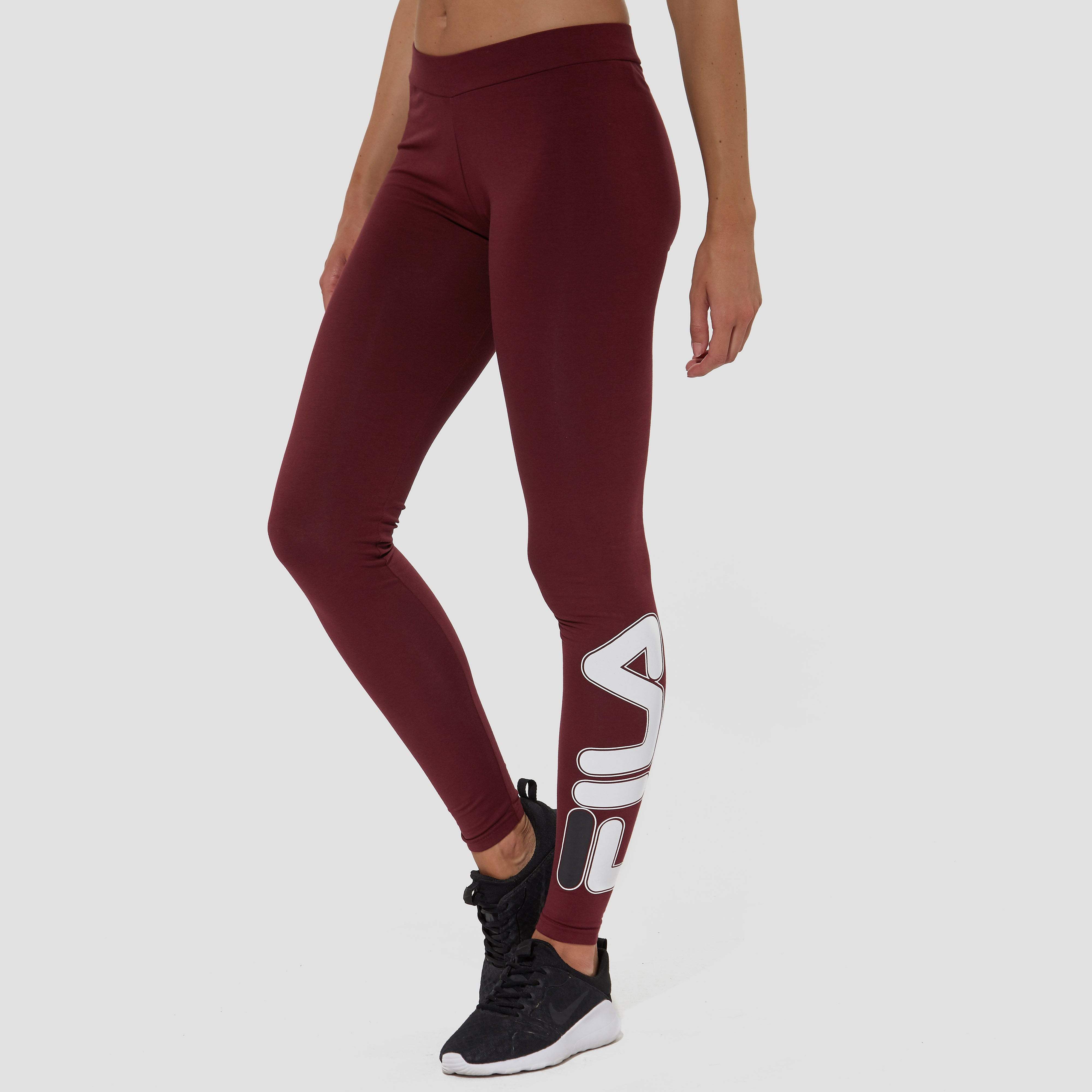FILA MORELLO TIGHT BORDEAUX ROOD DAMES