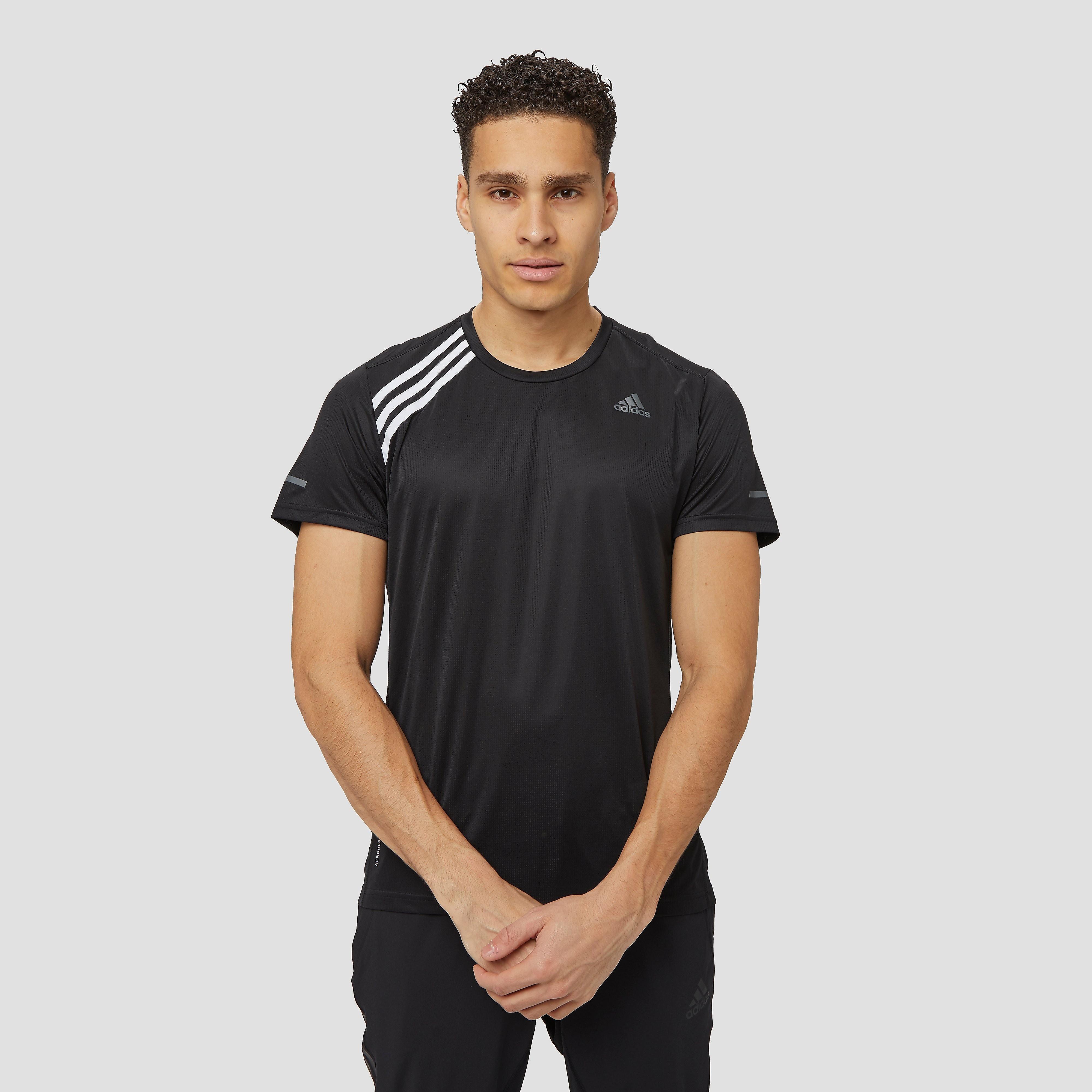 adidas Own the run hardloopshirt zwart heren Heren