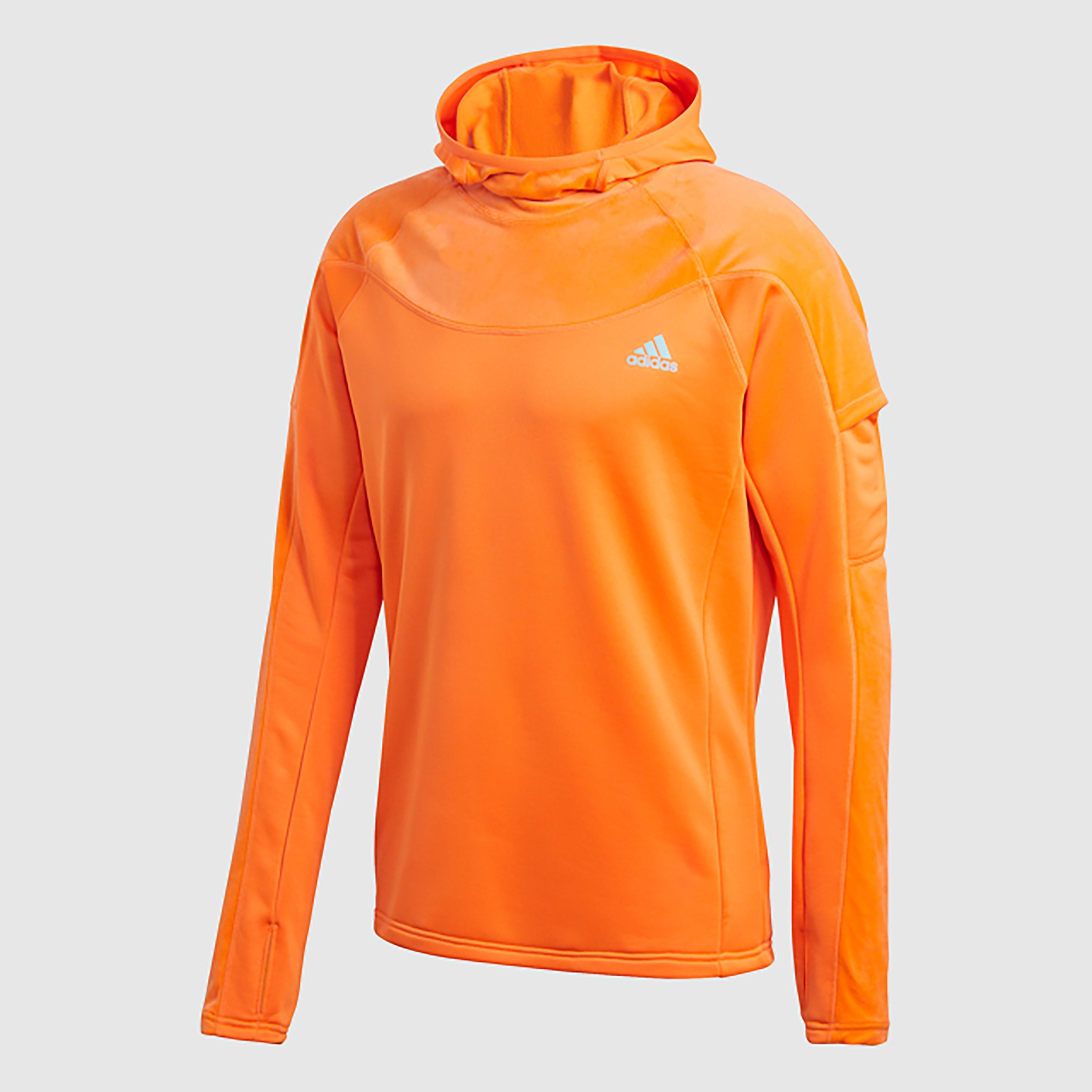 adidas Warm hardlooptop oranje heren Heren