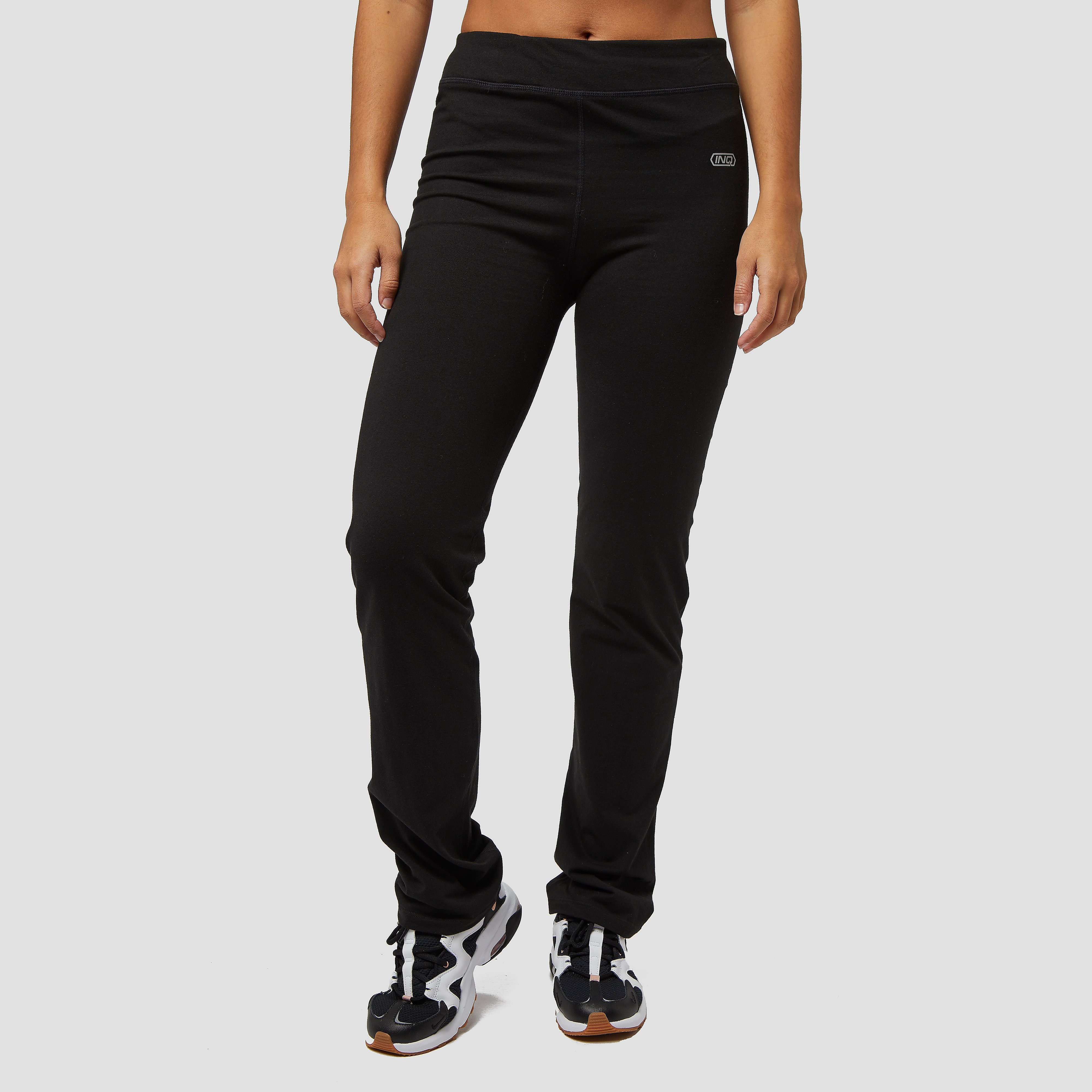 INQ Prona-loose fit hardloopbroek zwart dames Dames