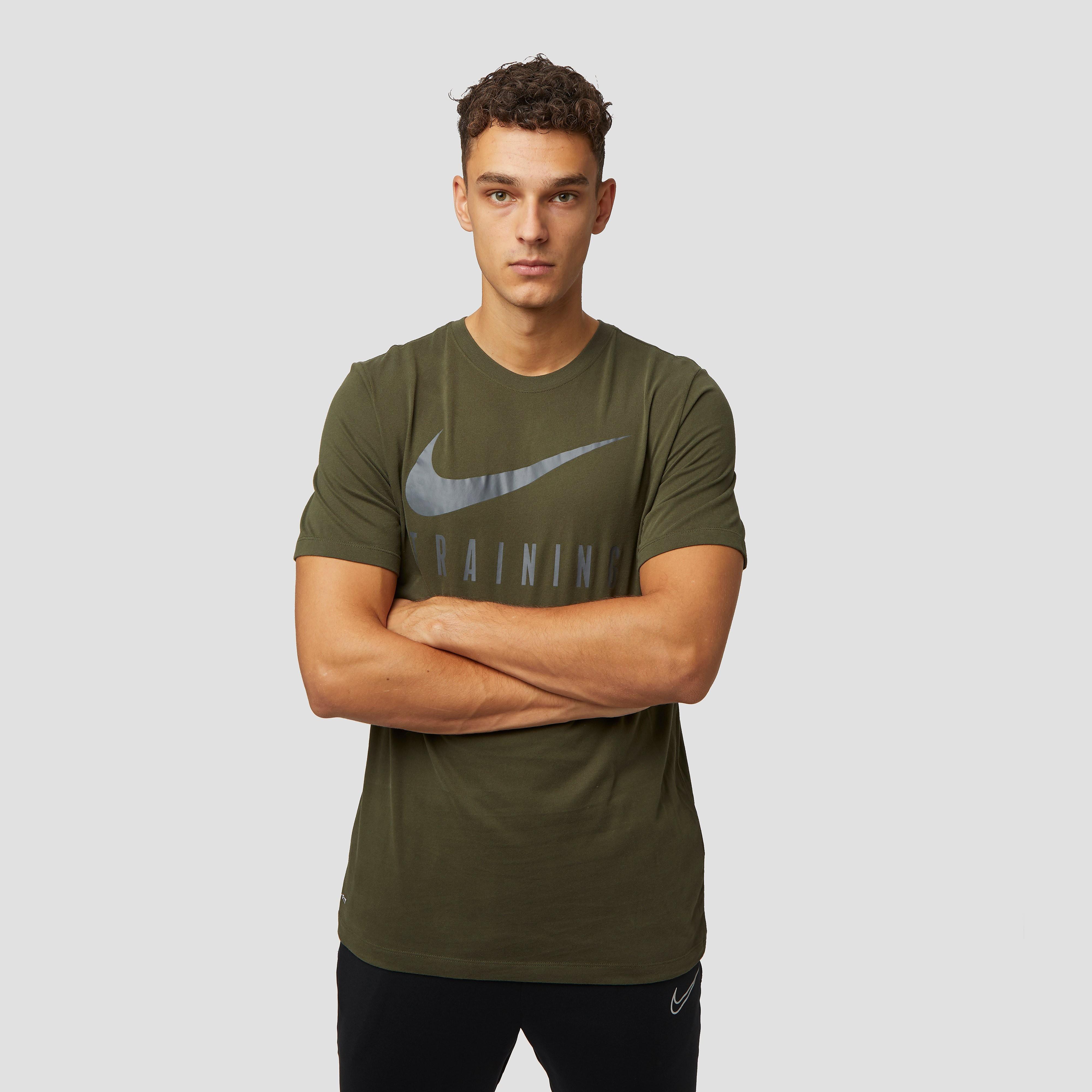adidas Essentials linear slim shirt grijspaars dames Dames