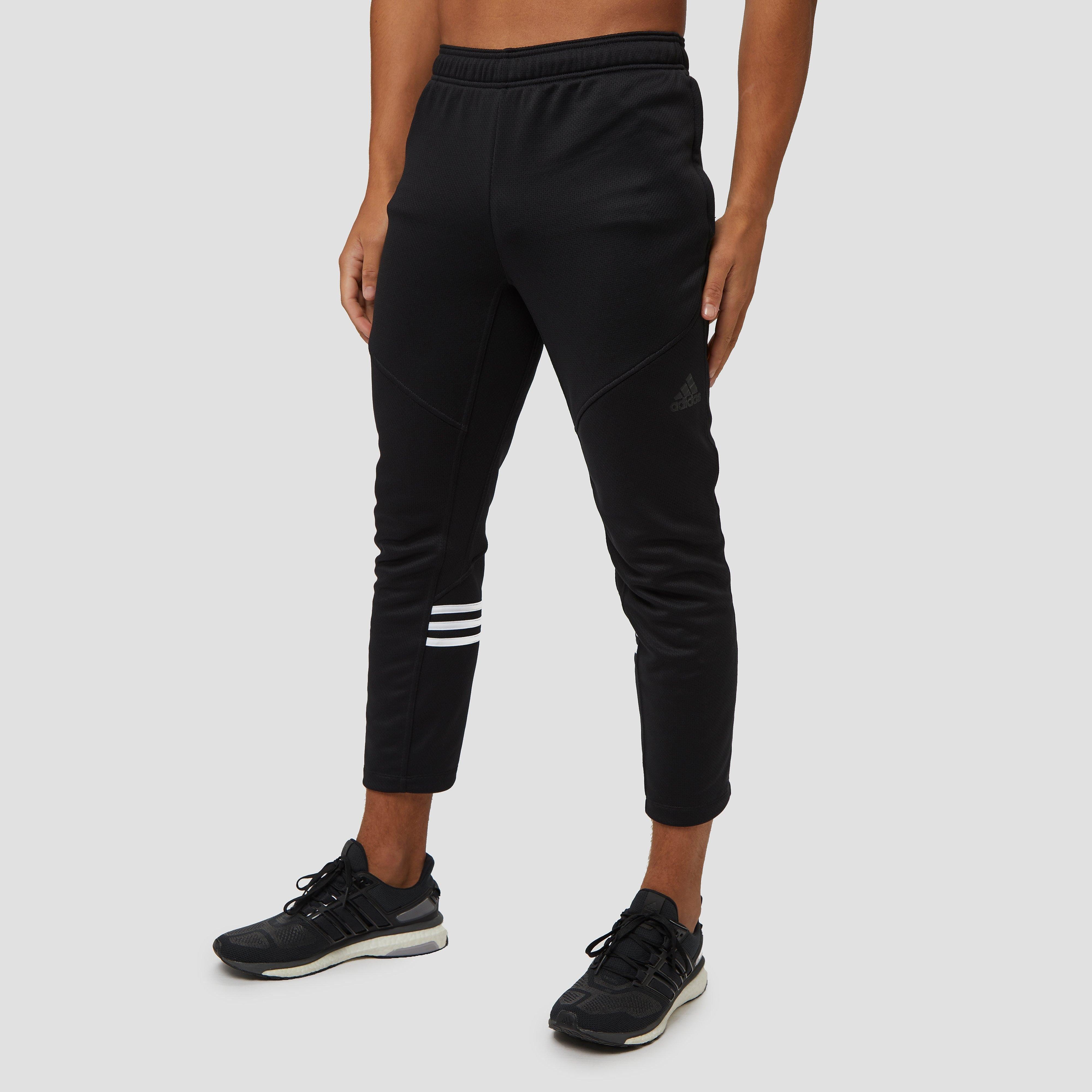 Adidas Online adidas Daily 3 stripes sportbroek zwart