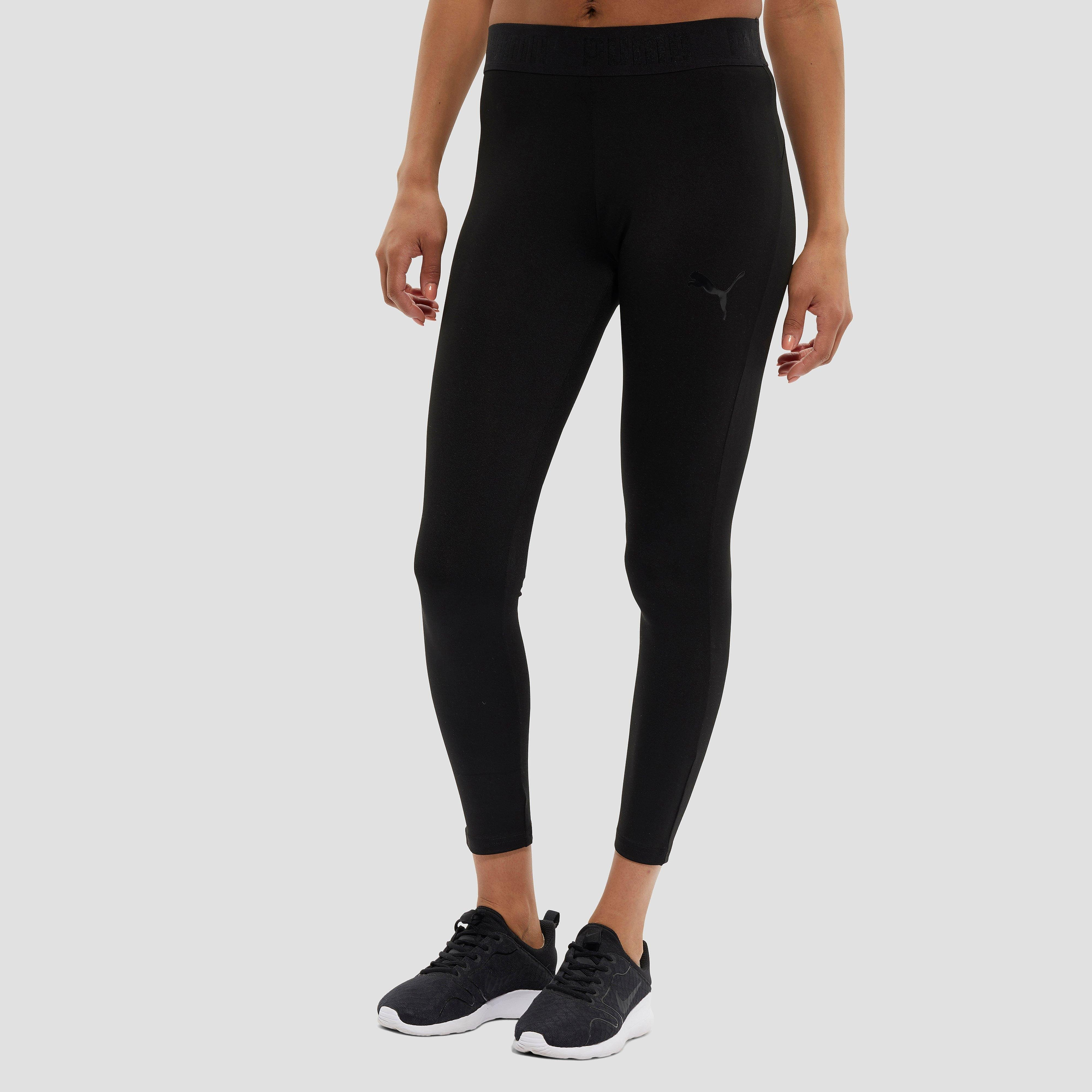 PUMA ACTIVE ESSENTIAL BANDED TIGHT ZWART DAMES