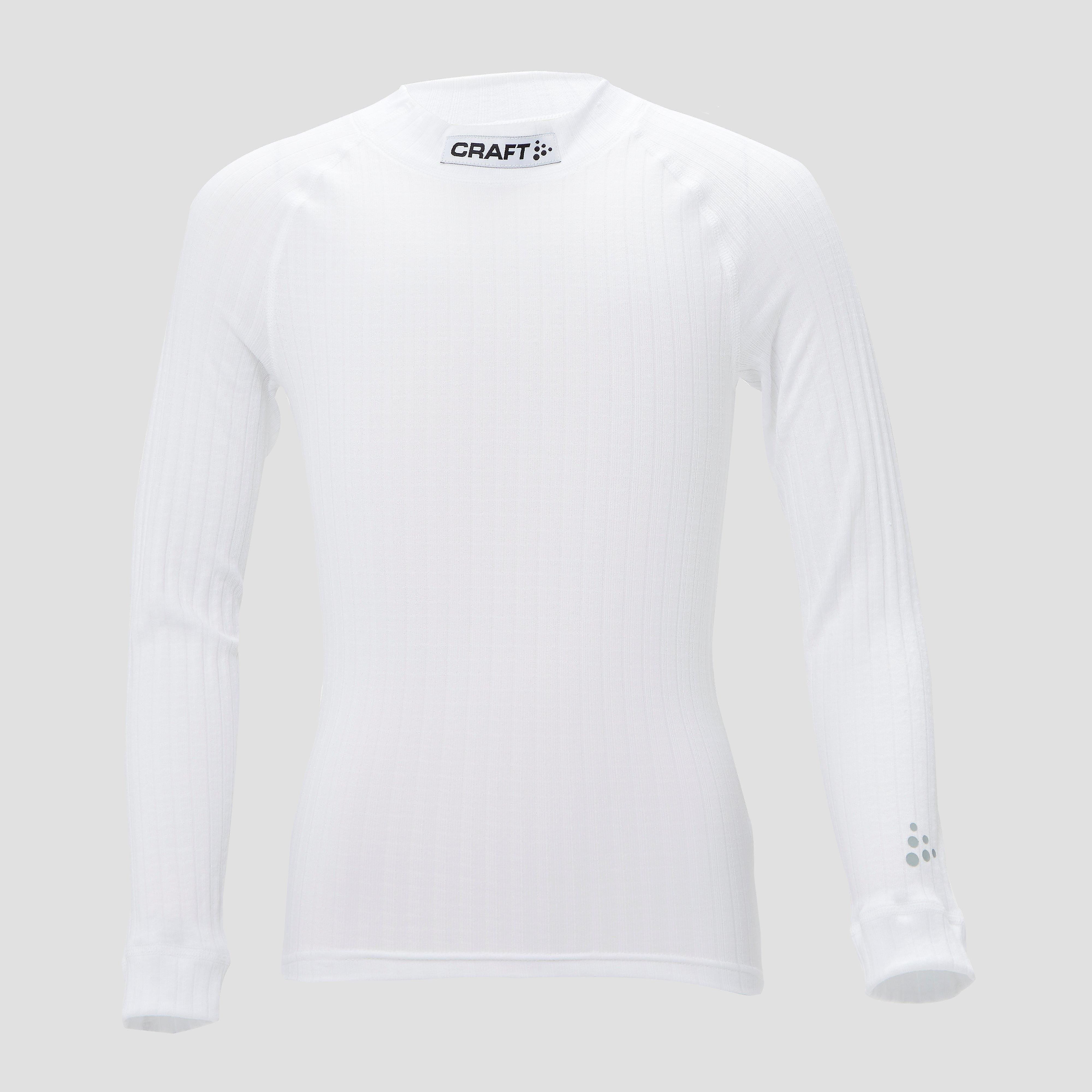 CRAFT Prog baselayer thermoshirt wit kinderen Kinderen