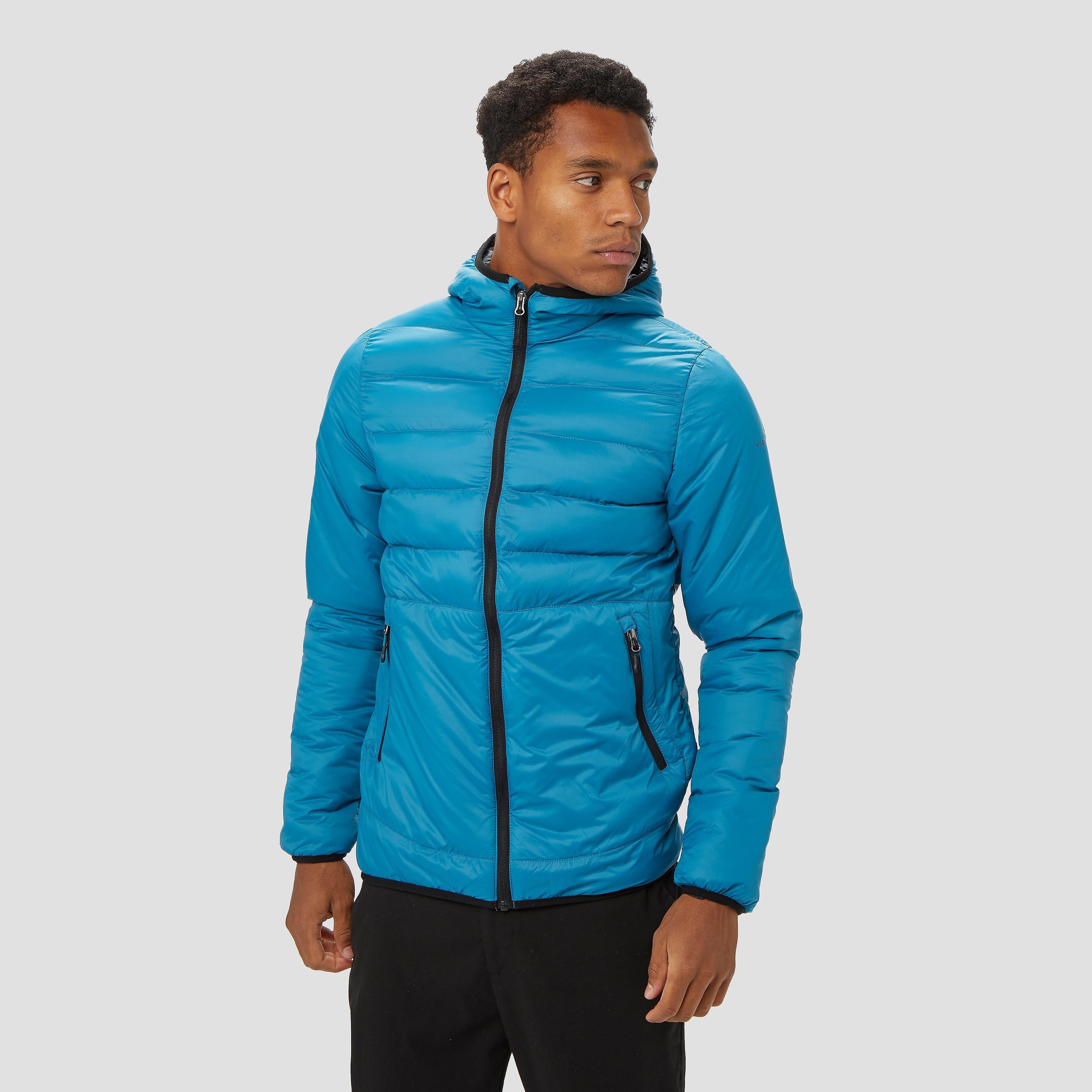 WILDEBEAST Frontier puff outdoor jas blauw heren Heren
