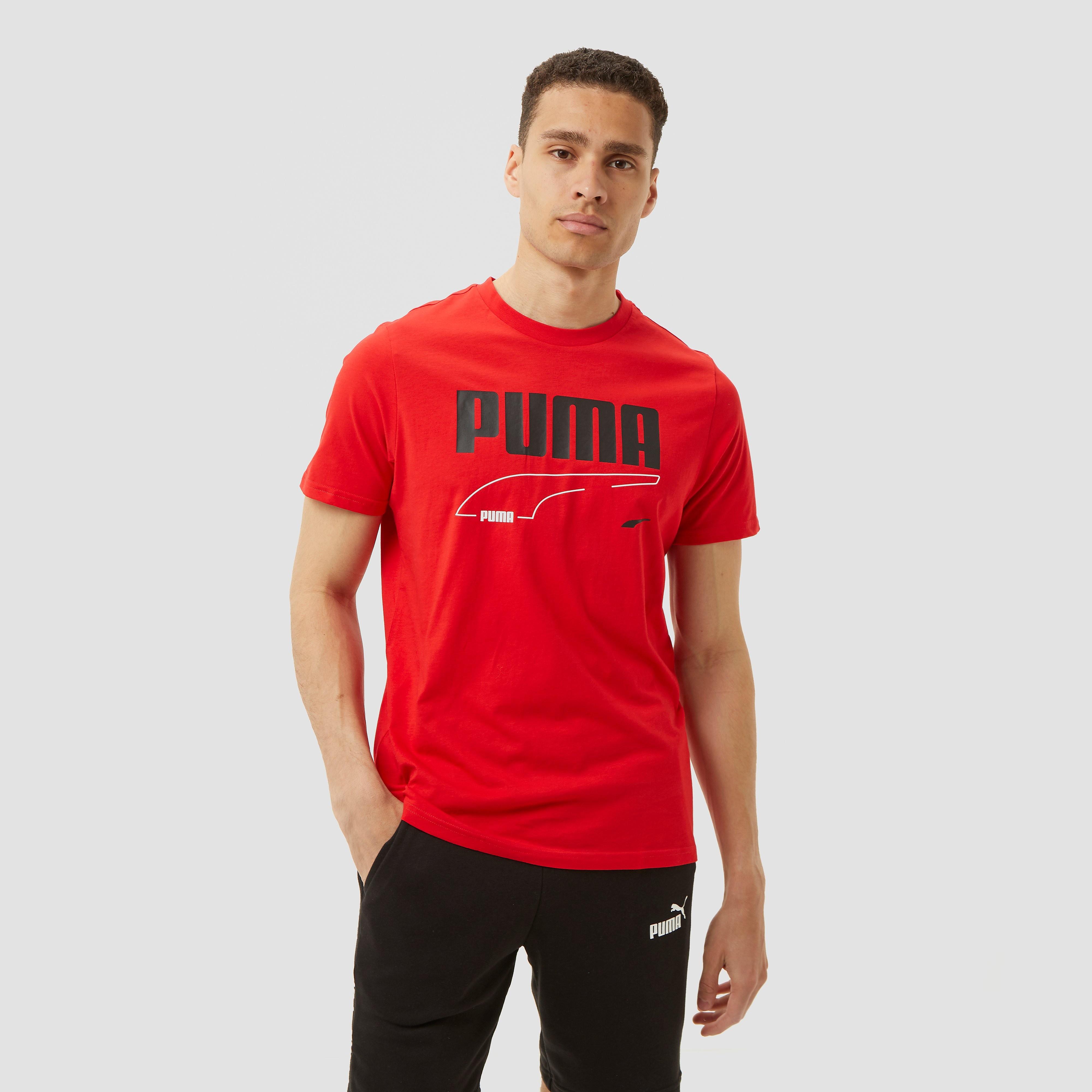 Puma Puma rebel tee heren