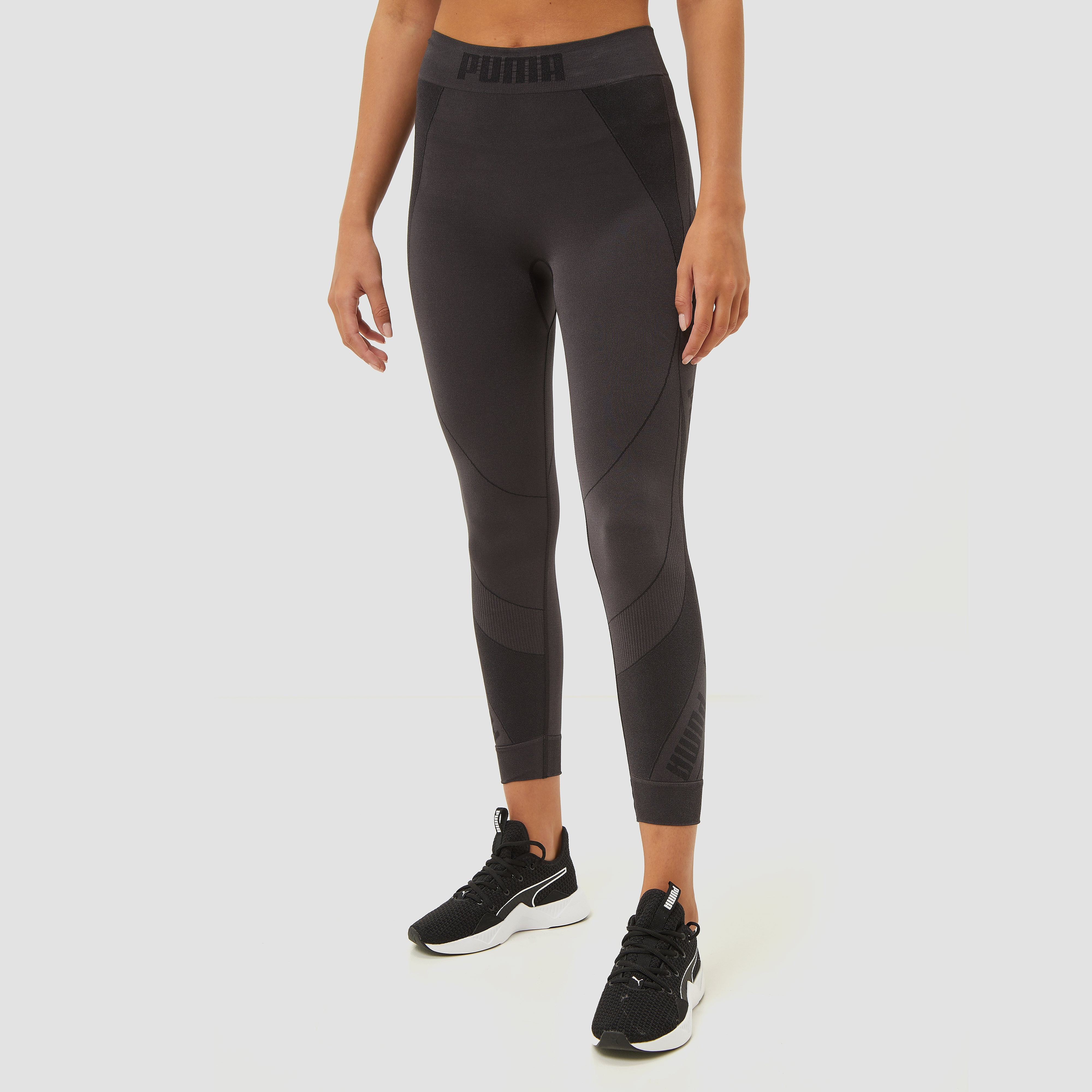 Puma Puma evostripe evoknit 7/8 legging zwart dames dames