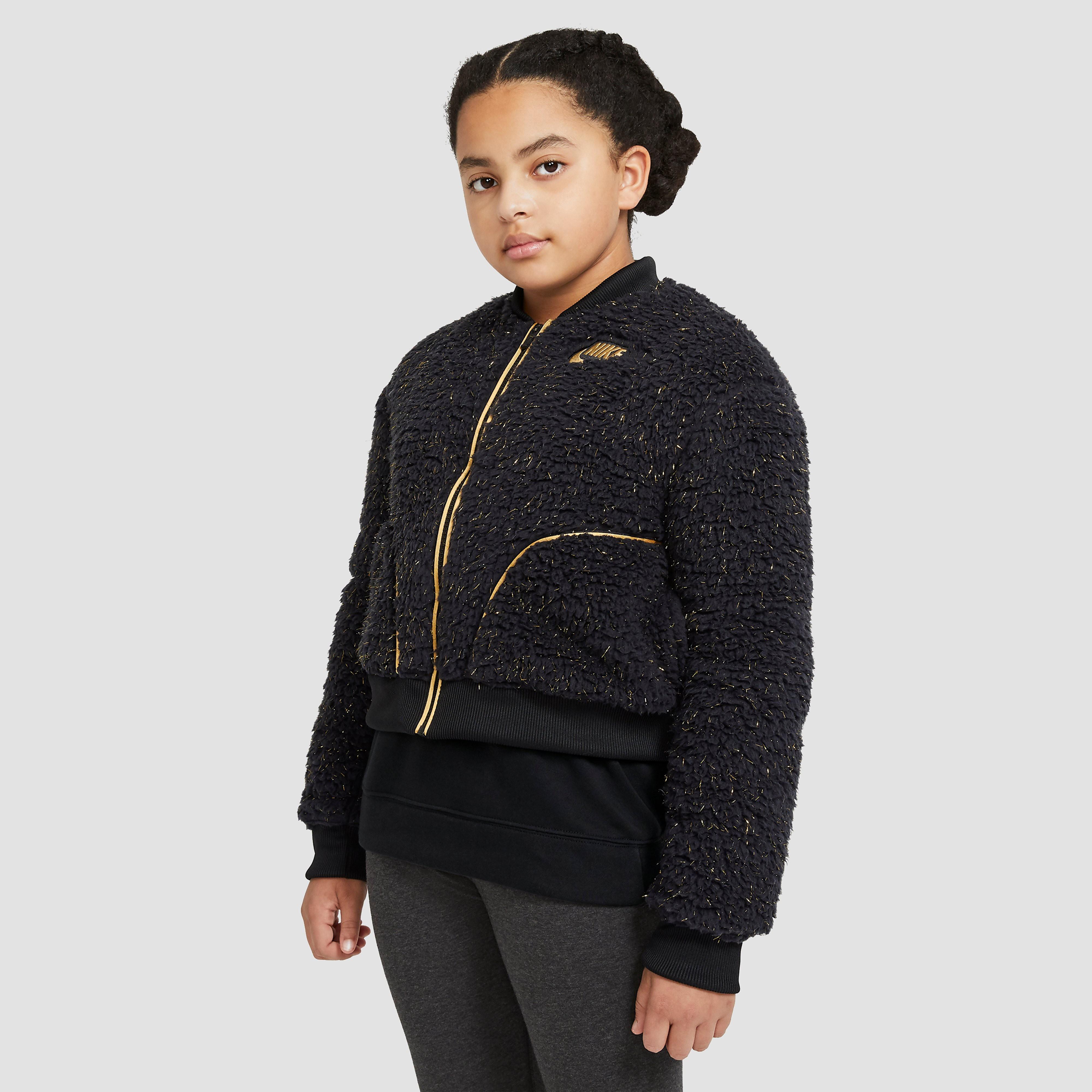 Nike Meisjes Sherpa Full Zip Fleece Jas Junior online kopen