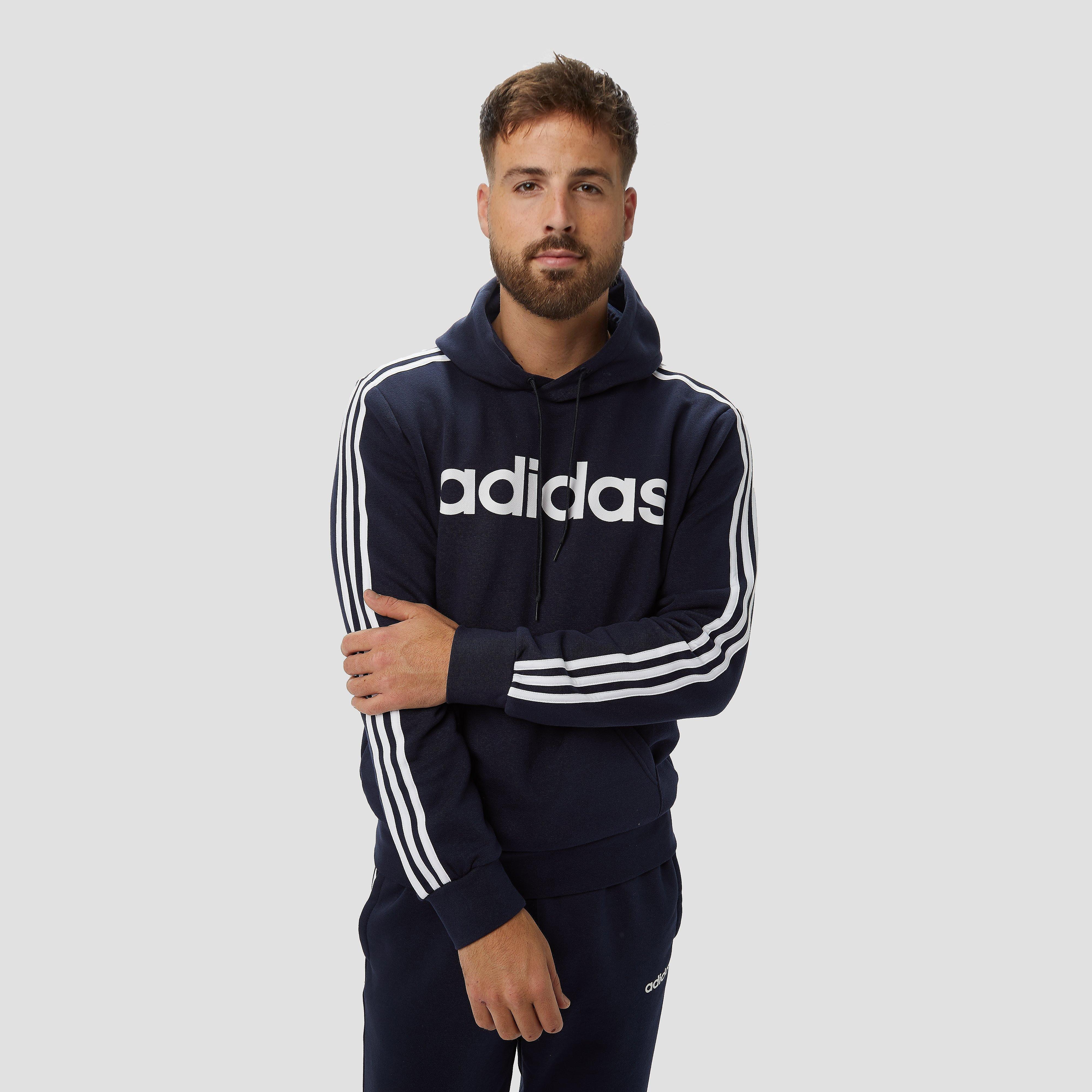 Adidas Online adidas Essentials 3 stripes fleece trui