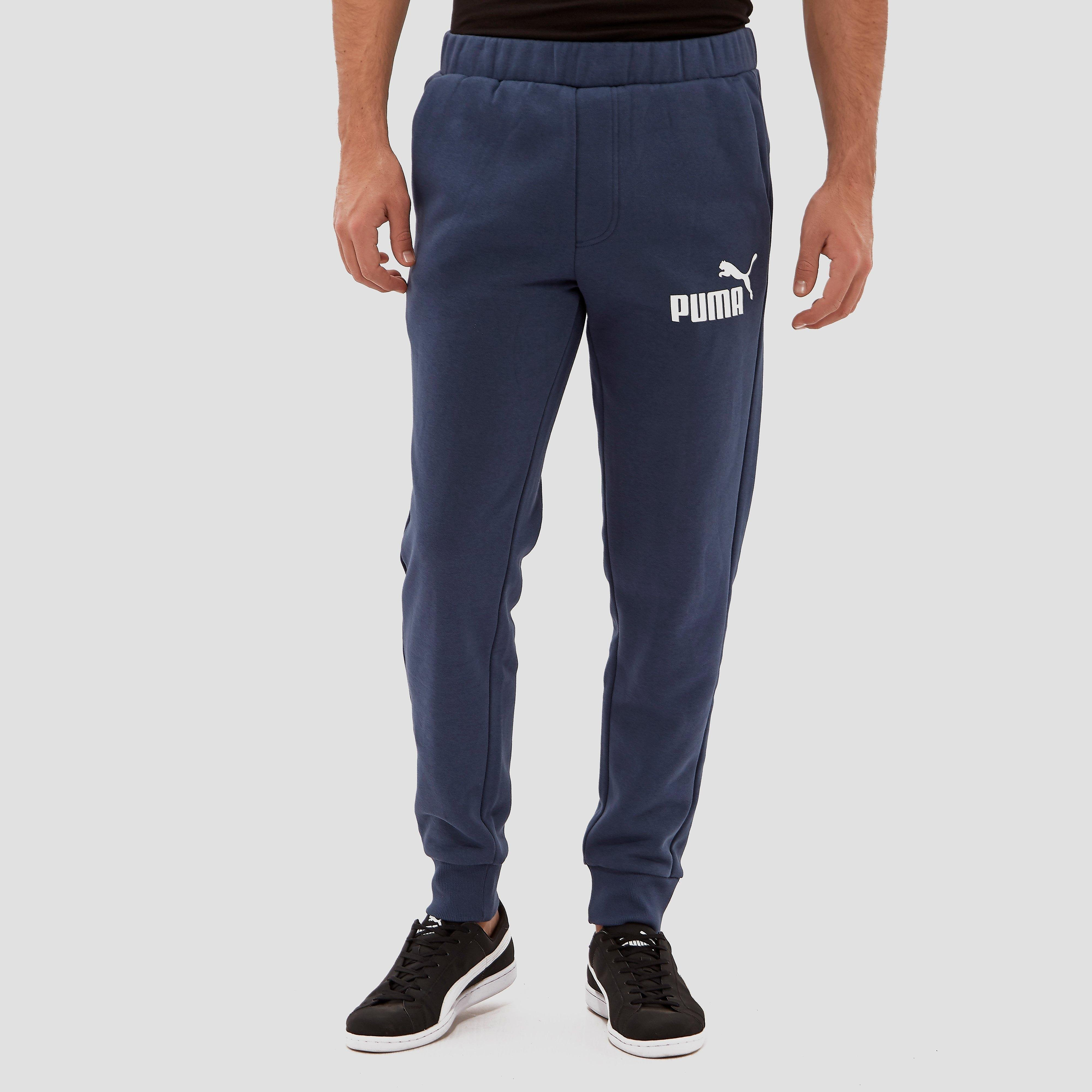 PUMA NO. 1 LOGO JOGGINGBROEK BLAUW HEREN