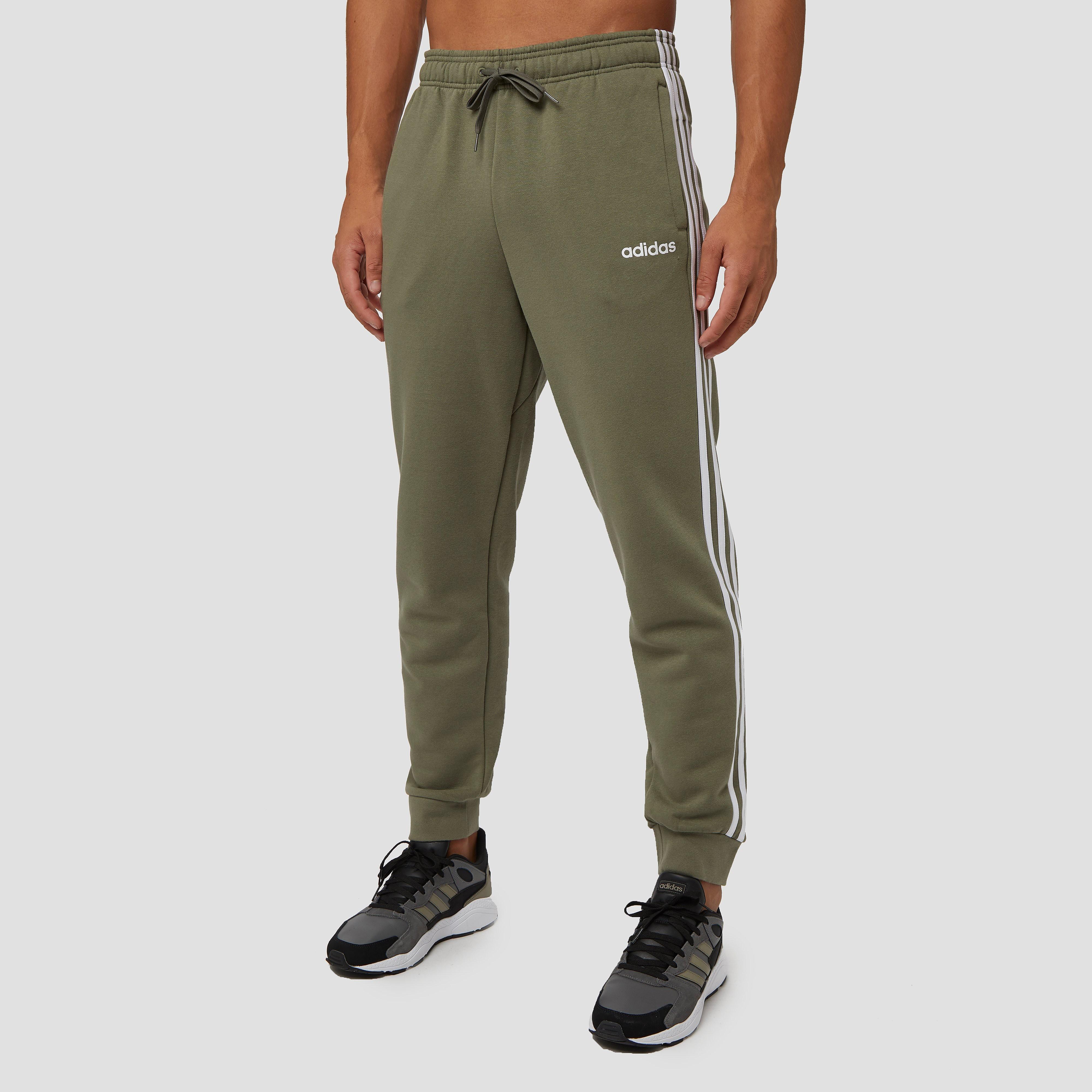 adidas Essentials 3-stripes joggingbroek groen heren Heren