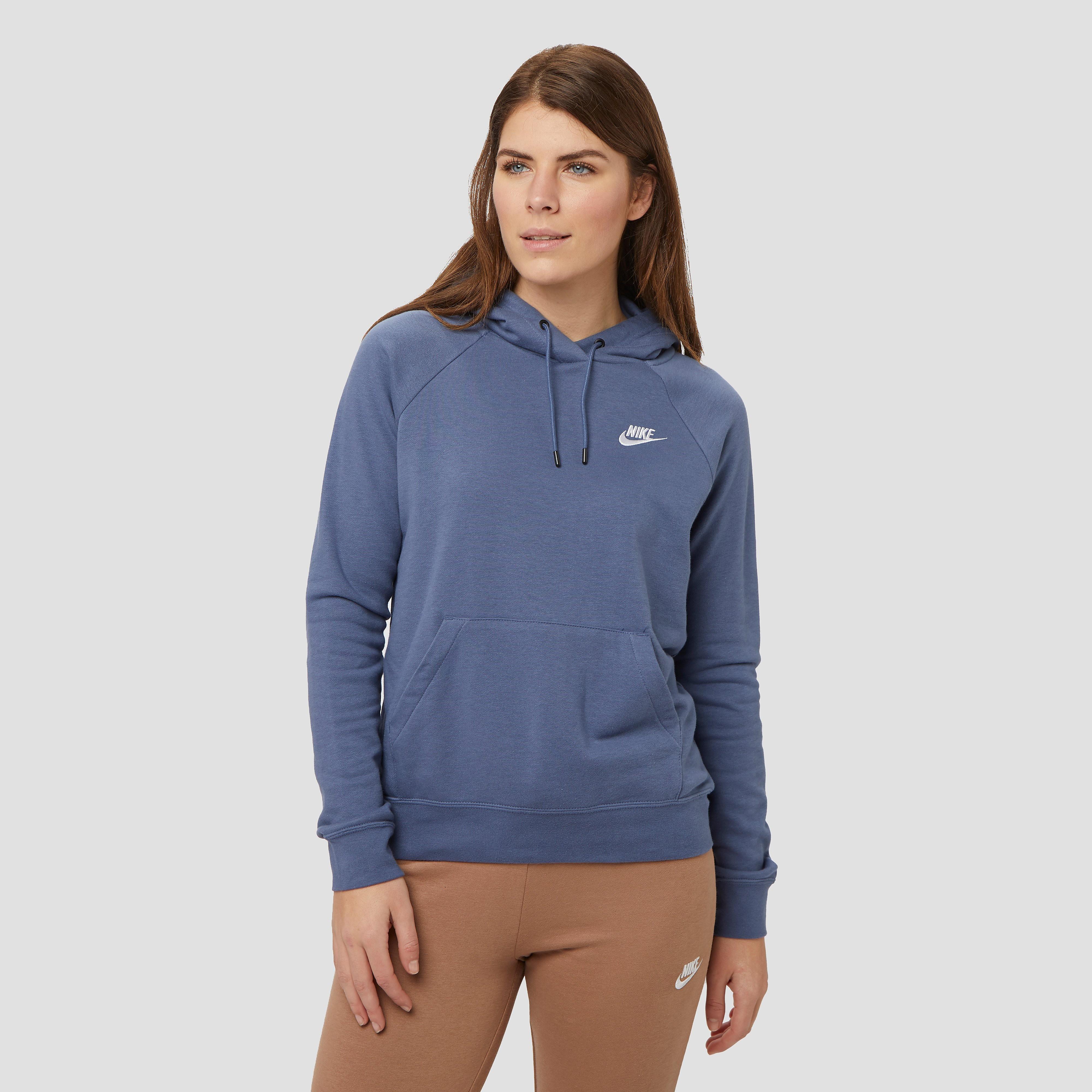 NIKE Sportswear essential trui paars/blauw dames Dames