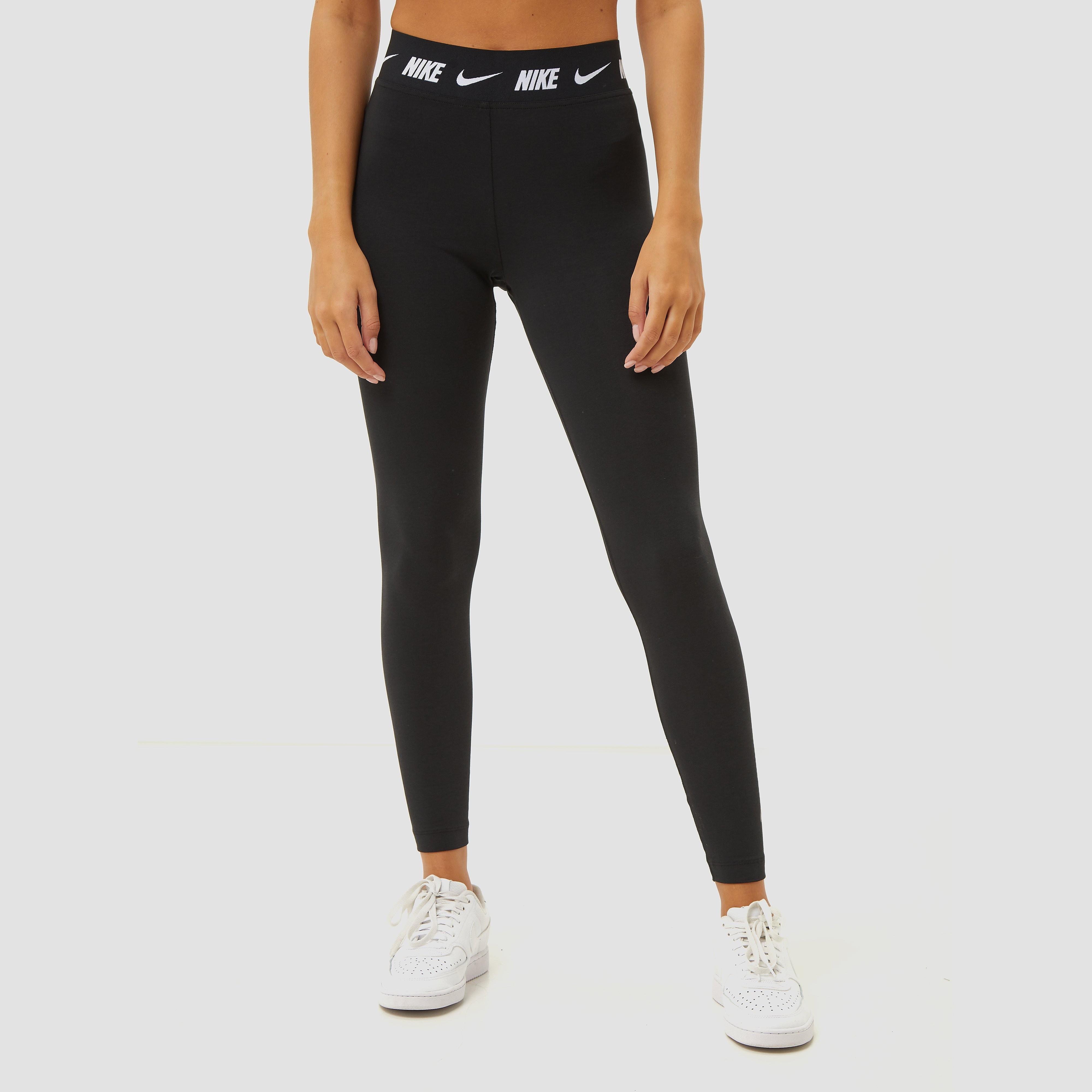 Nike Nike sportswear club legging zwart dames dames