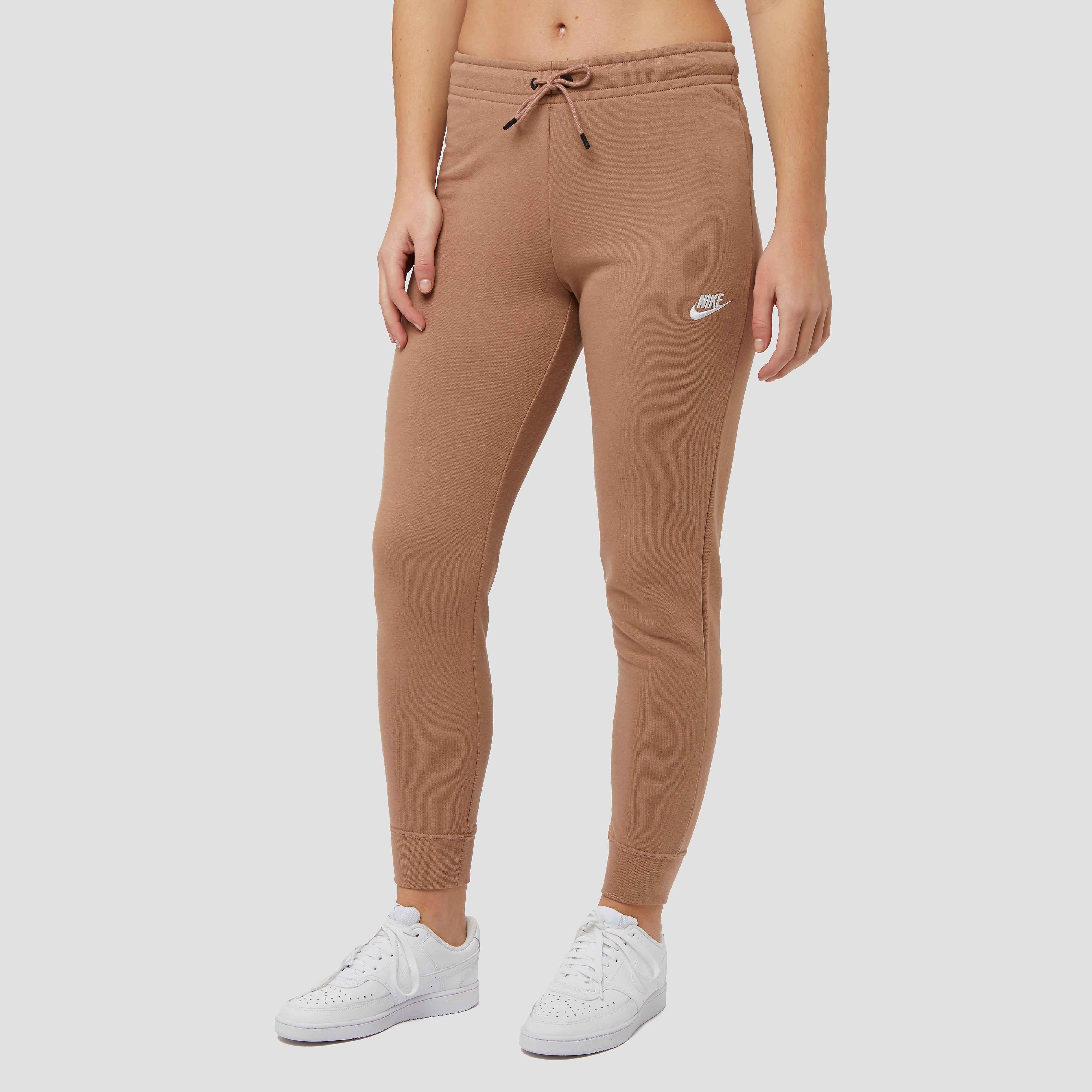 NIKE Sportswear essential joggingbroek bruin dames Dames