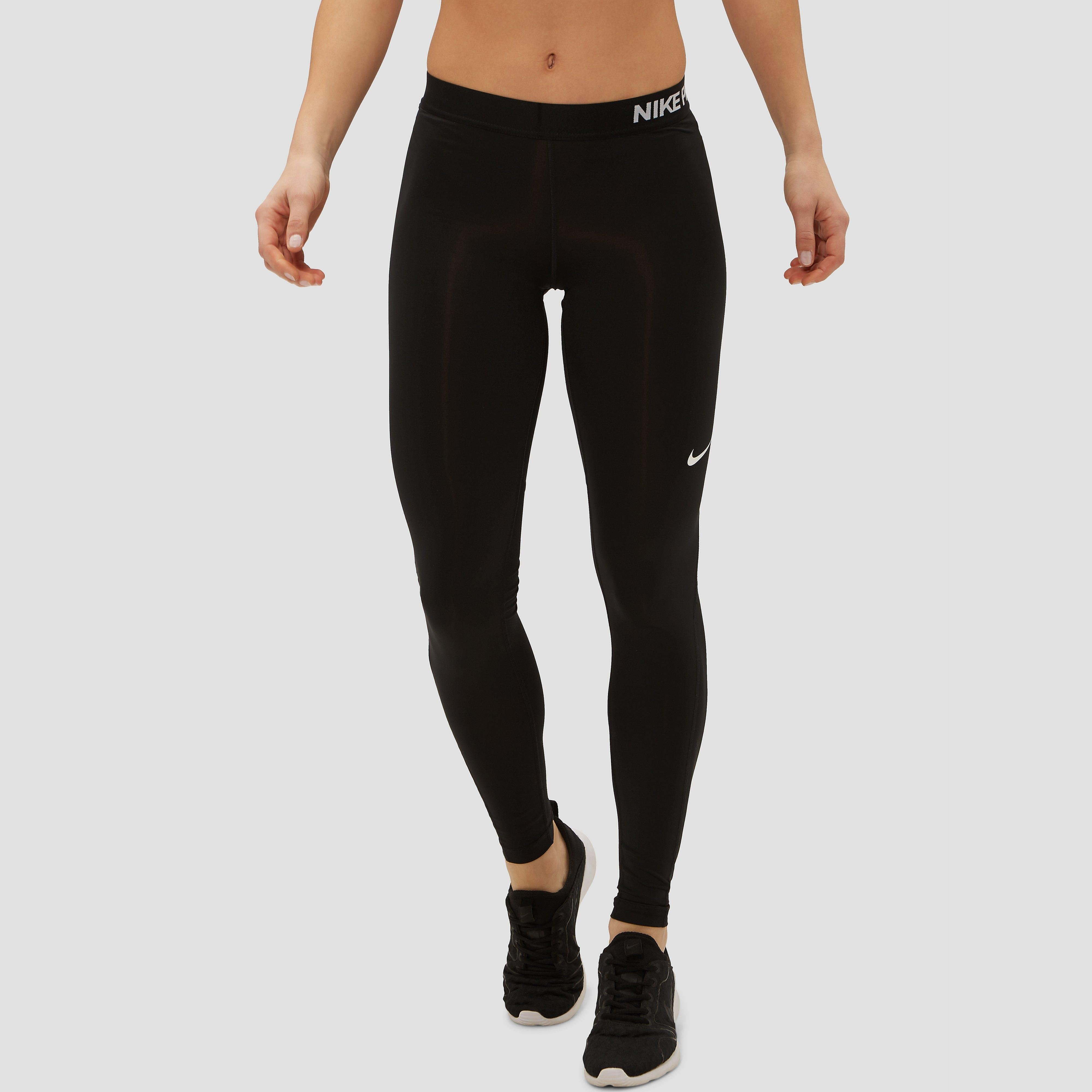 NIKE PRO TIGHT ZWART DAMES
