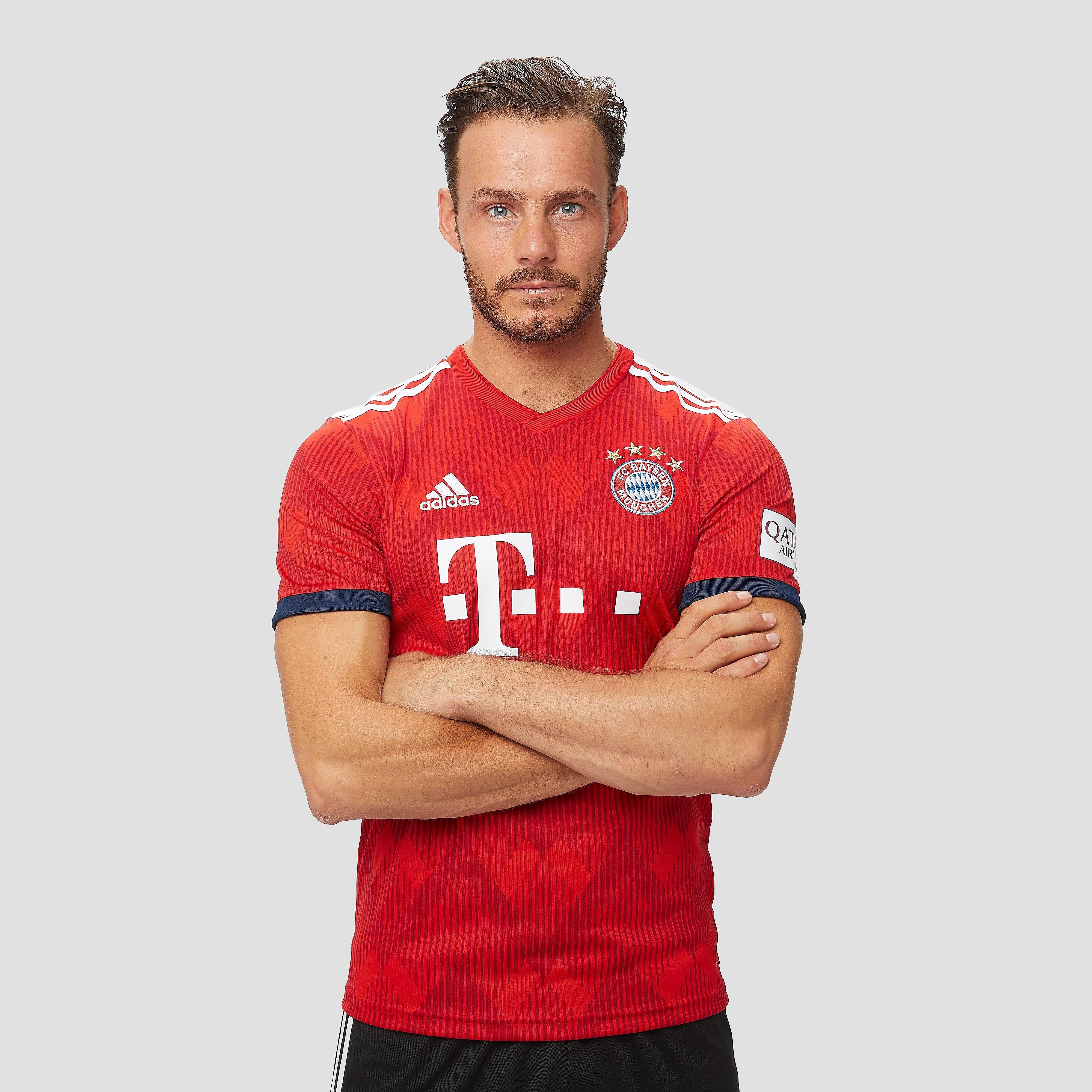 ADIDAS FC BAYERN MÜNCHEN THUISSHIRT 18/19 ROOD HEREN