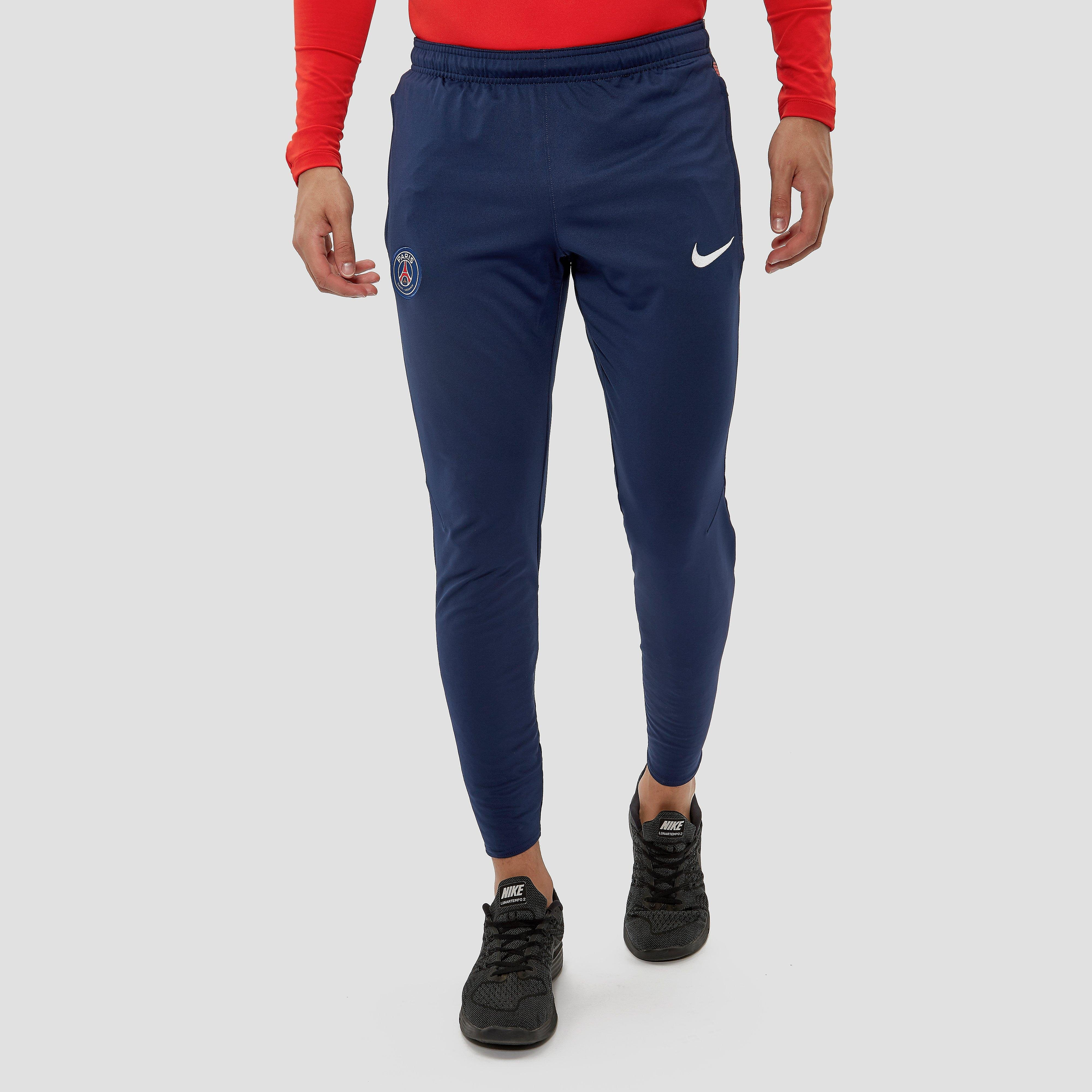 NIKE PSG TRAININGSBROEK 17/18 BLAUW HEREN