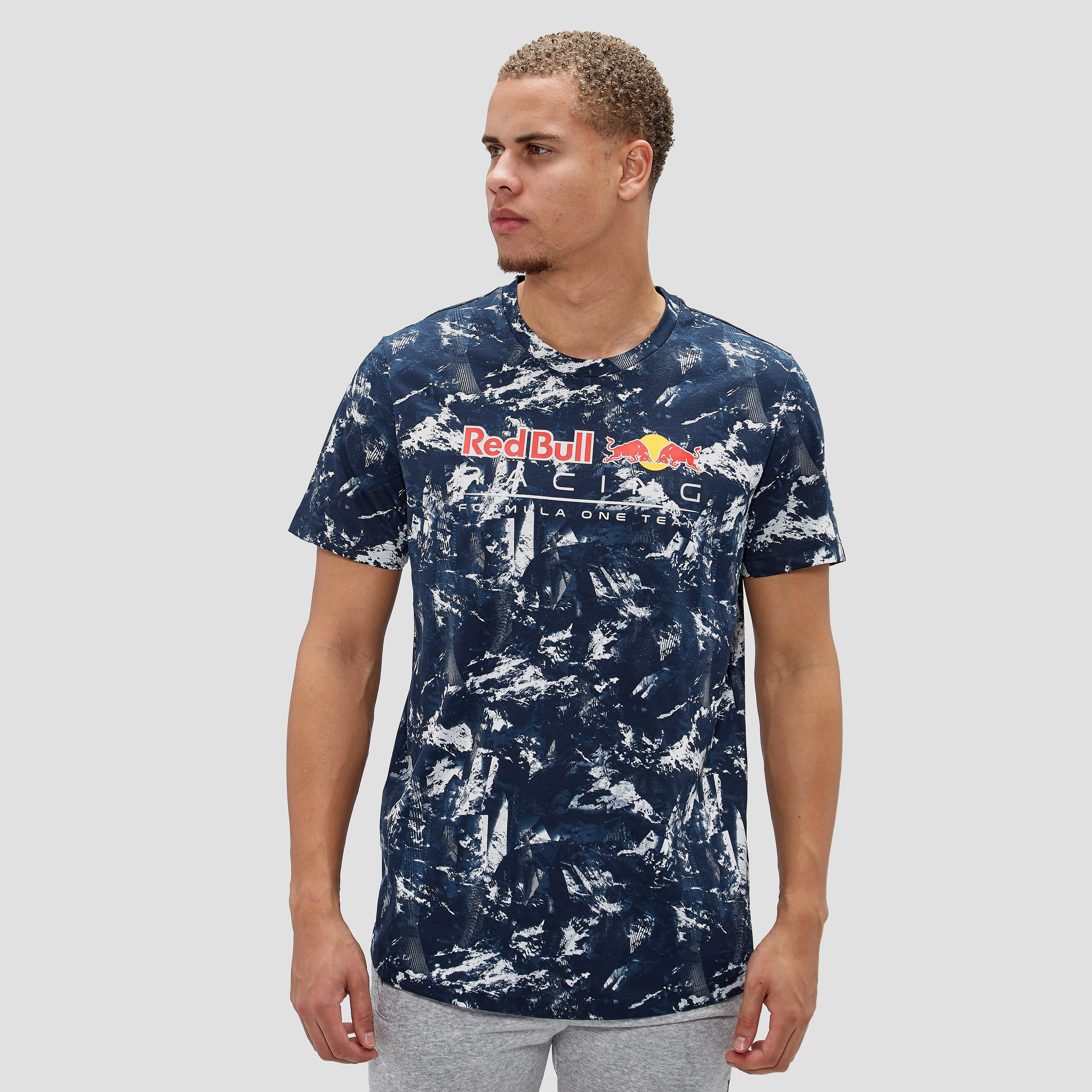 PUMA RED BULL RACING ALL-OVER T-SHIRT