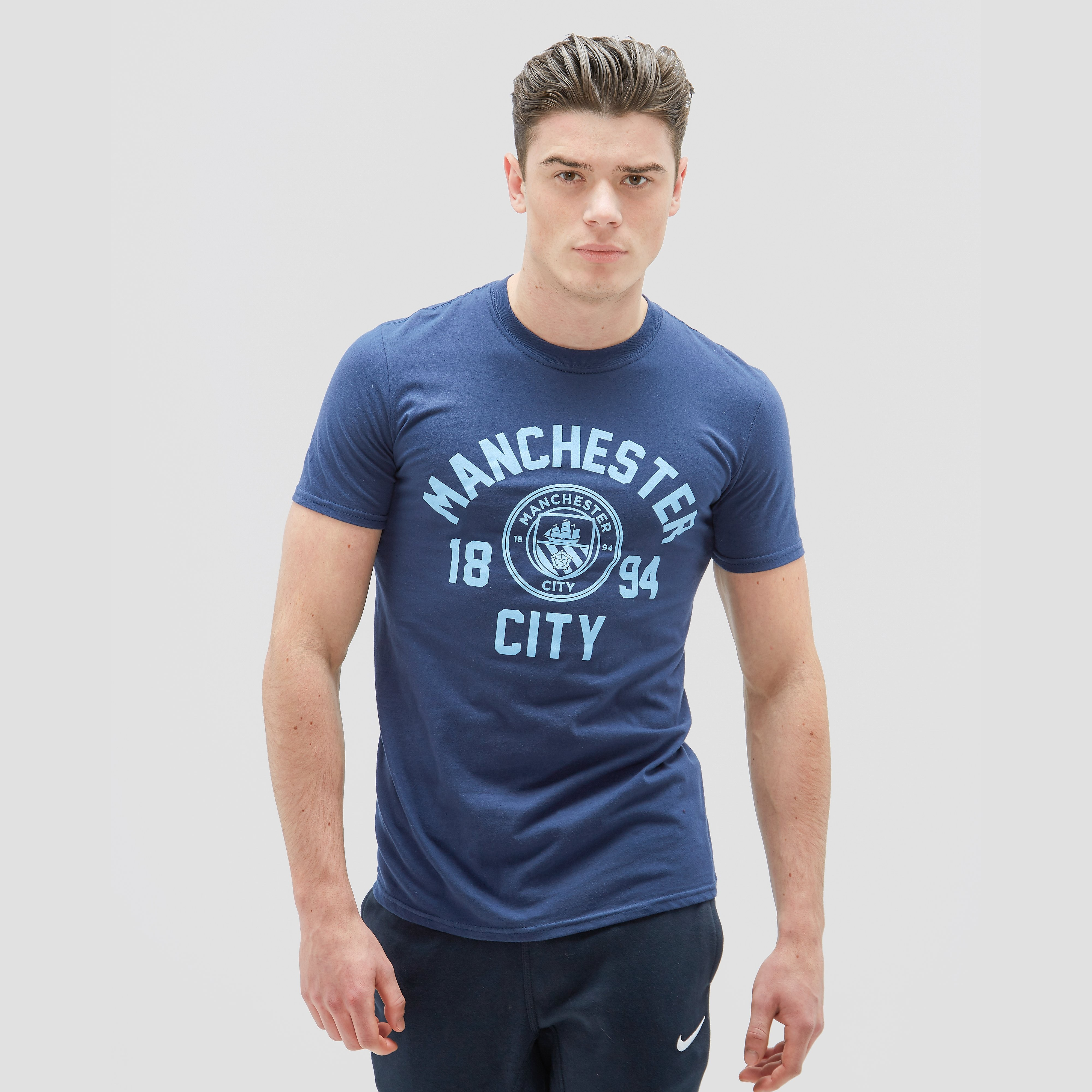 SOURCELAB MANCHESTER CITY FC GRAPHIC SHIRT