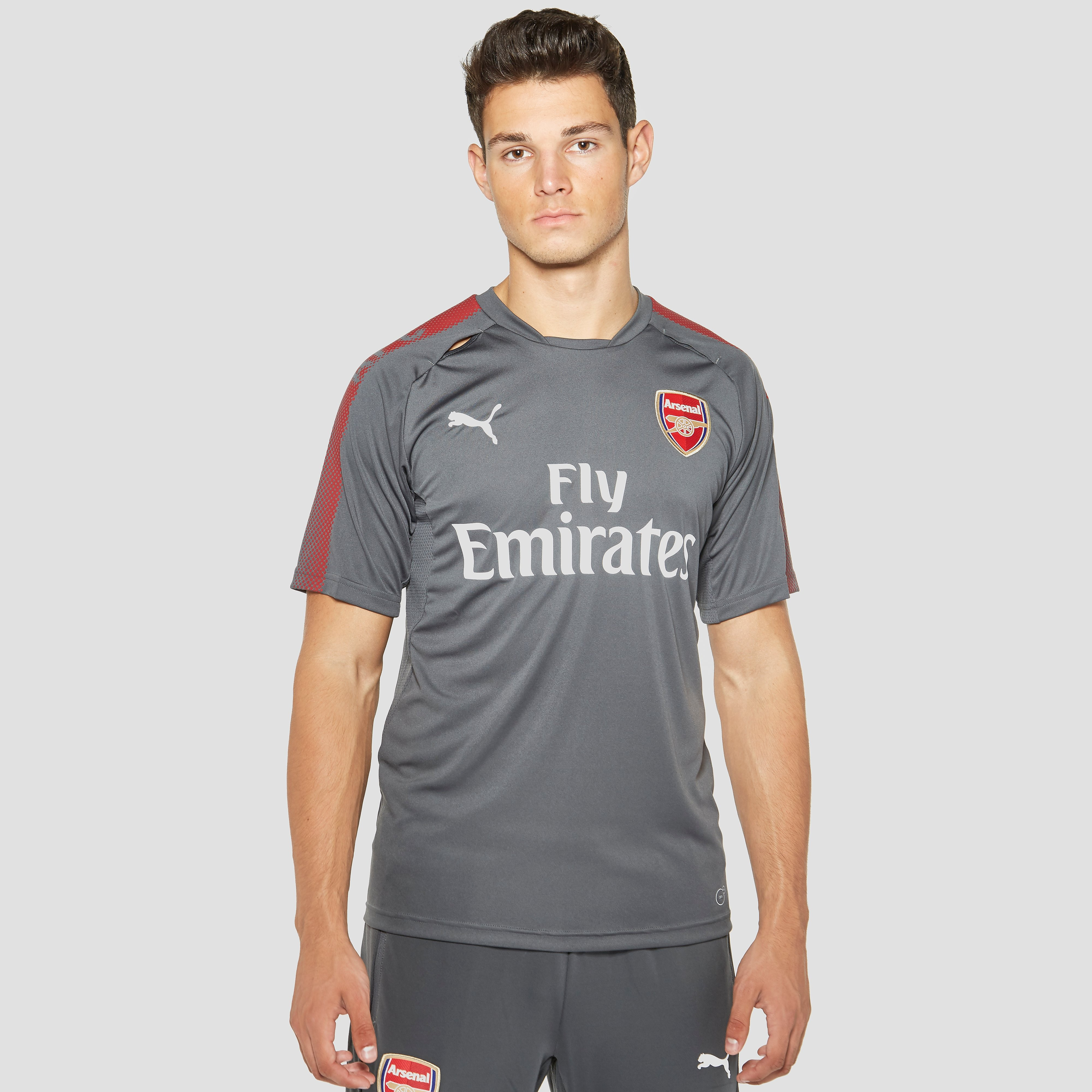 PUMA ARSENAL FC TRAININGSSHIRT 17/18 GROEN HEREN