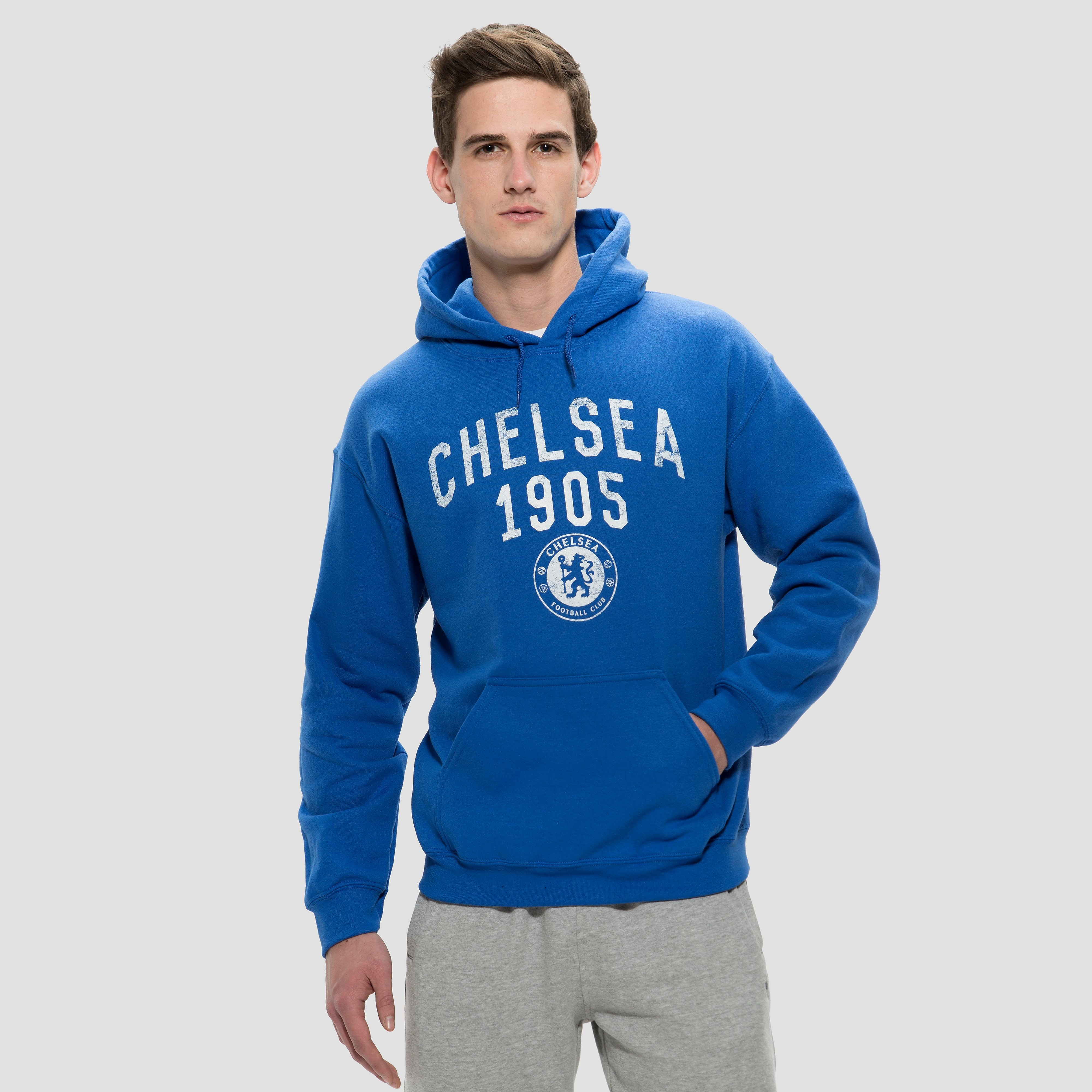 SOURCELAB CHELSEA GRAPHIC HOODIE