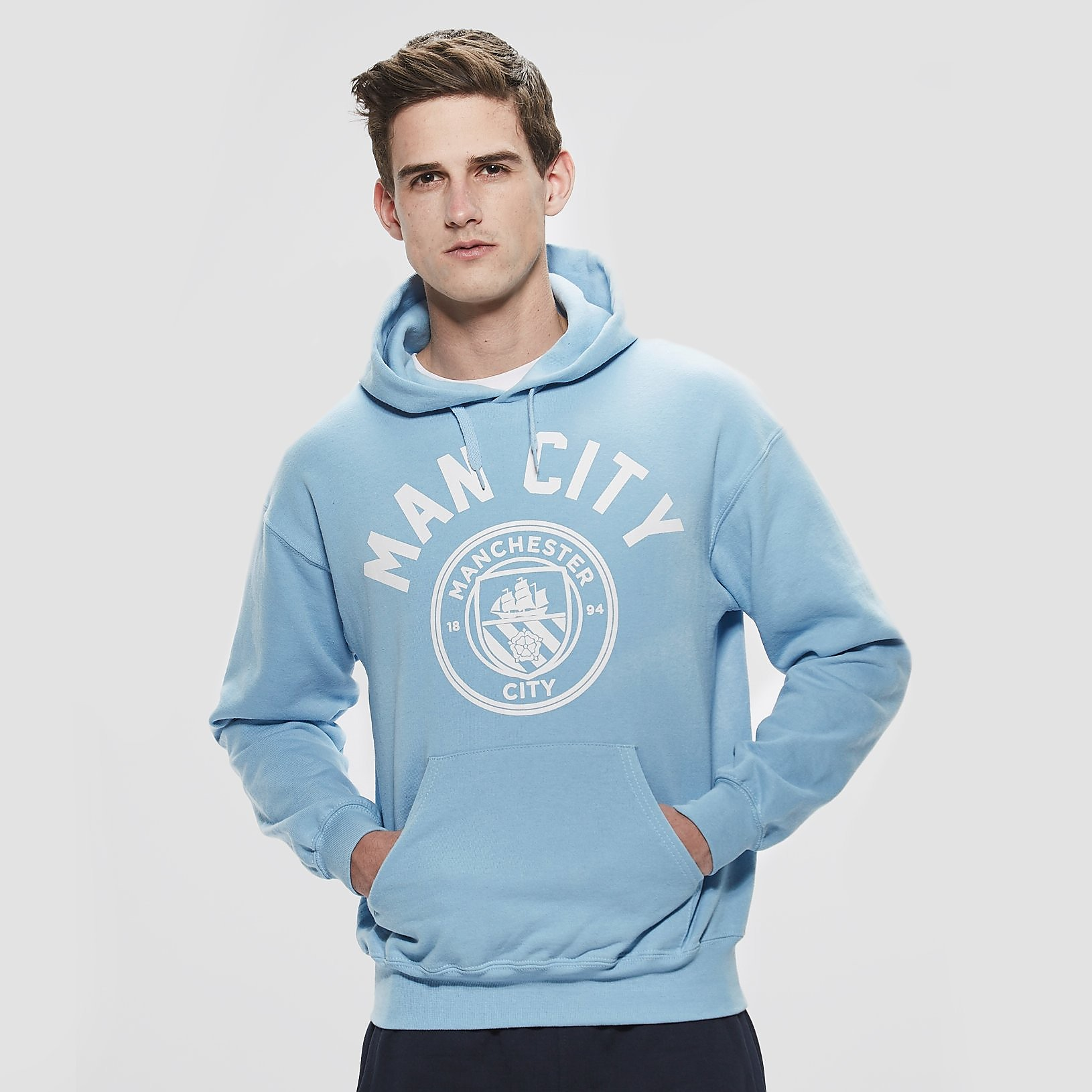 SOURCELAB MANCHESTER CITY FC HOODIE