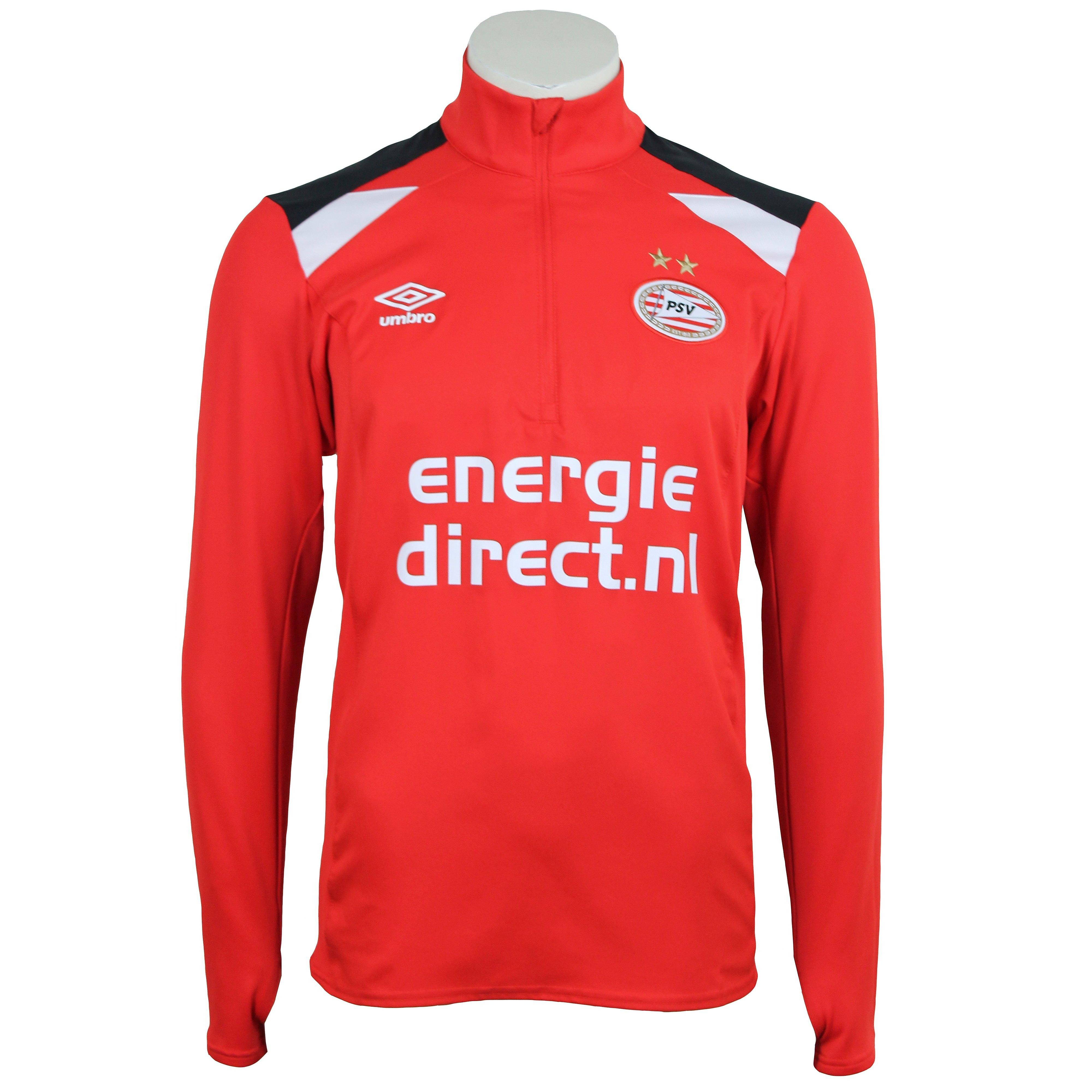 UMBRO PSV 1/4-RITS TRAININGSPAK 17/18 ROOD HEREN