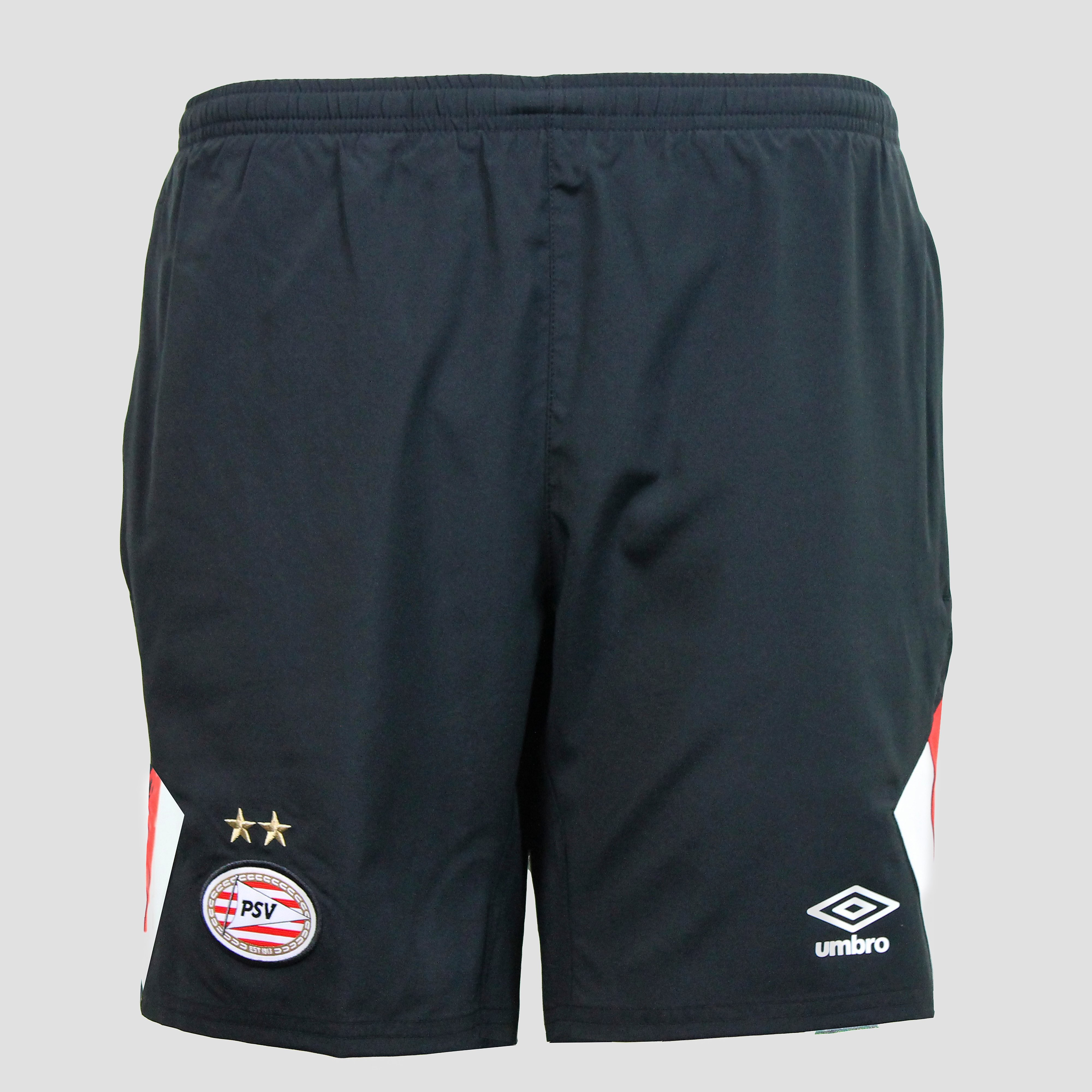 UMBRO PSV TRAININGSSHORT ZWART HEREN