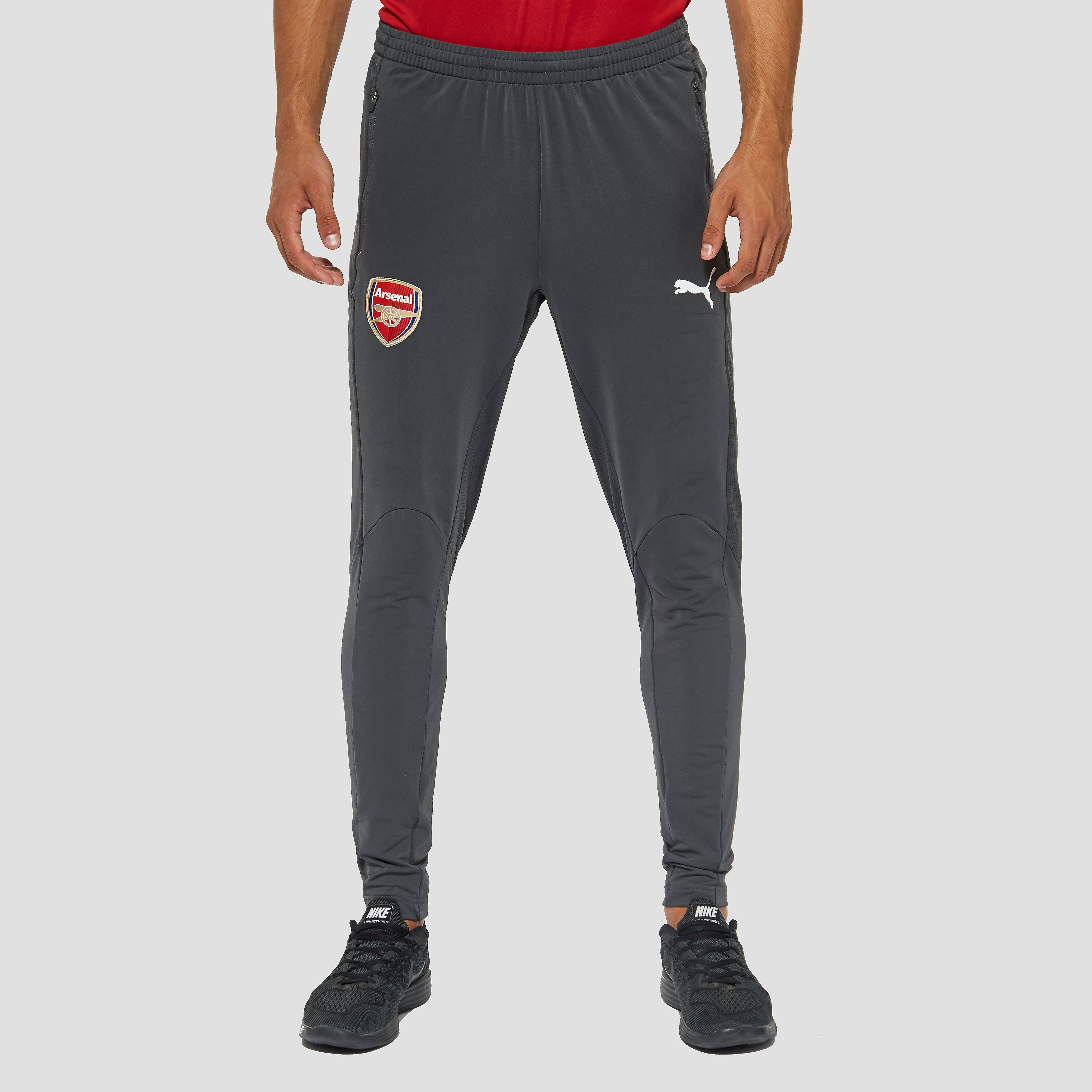 PUMA ARSENAL FC TRAININGSBROEK 17/18 GROEN HEREN