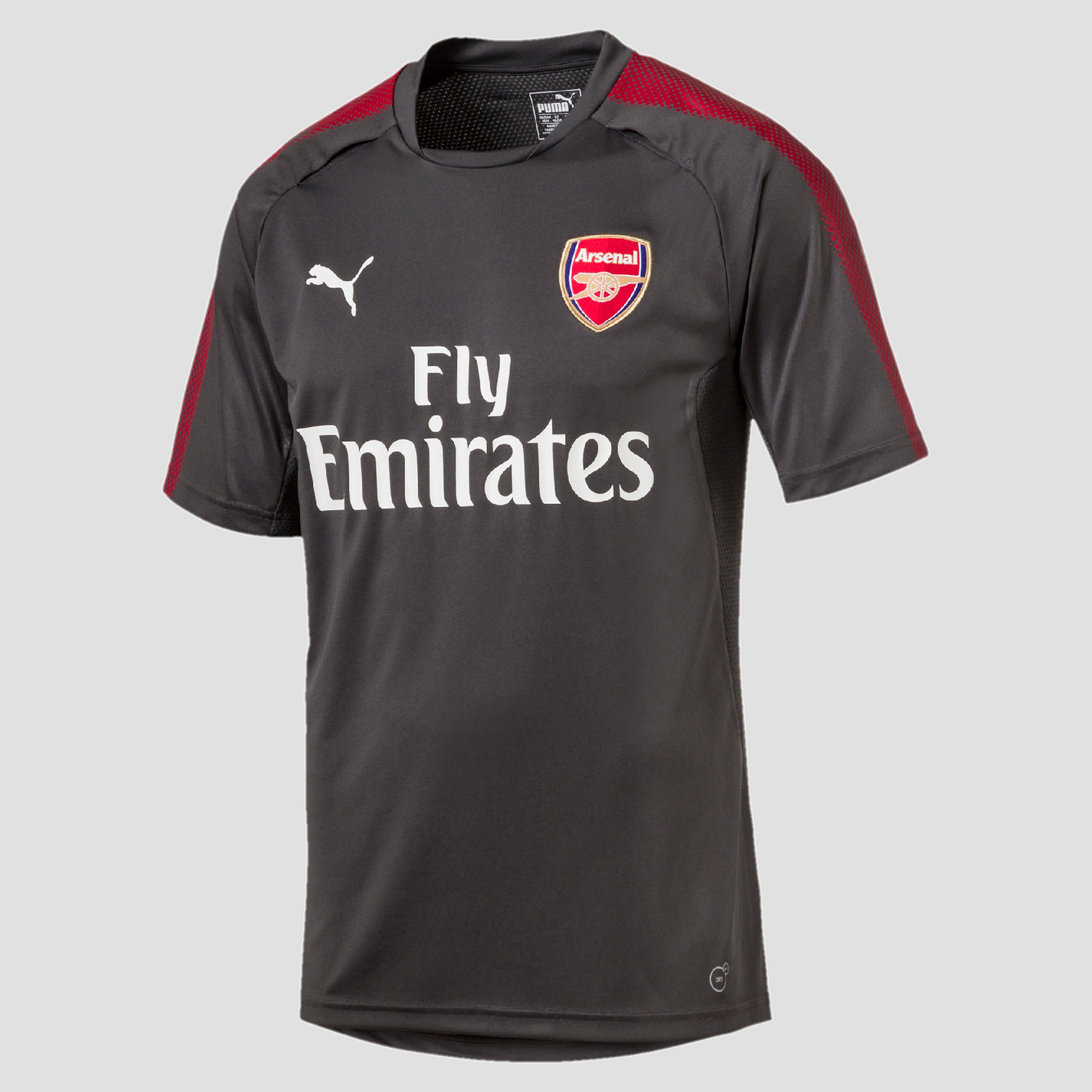 PUMA ARSENAL FC TRAININGSSHIRT JR